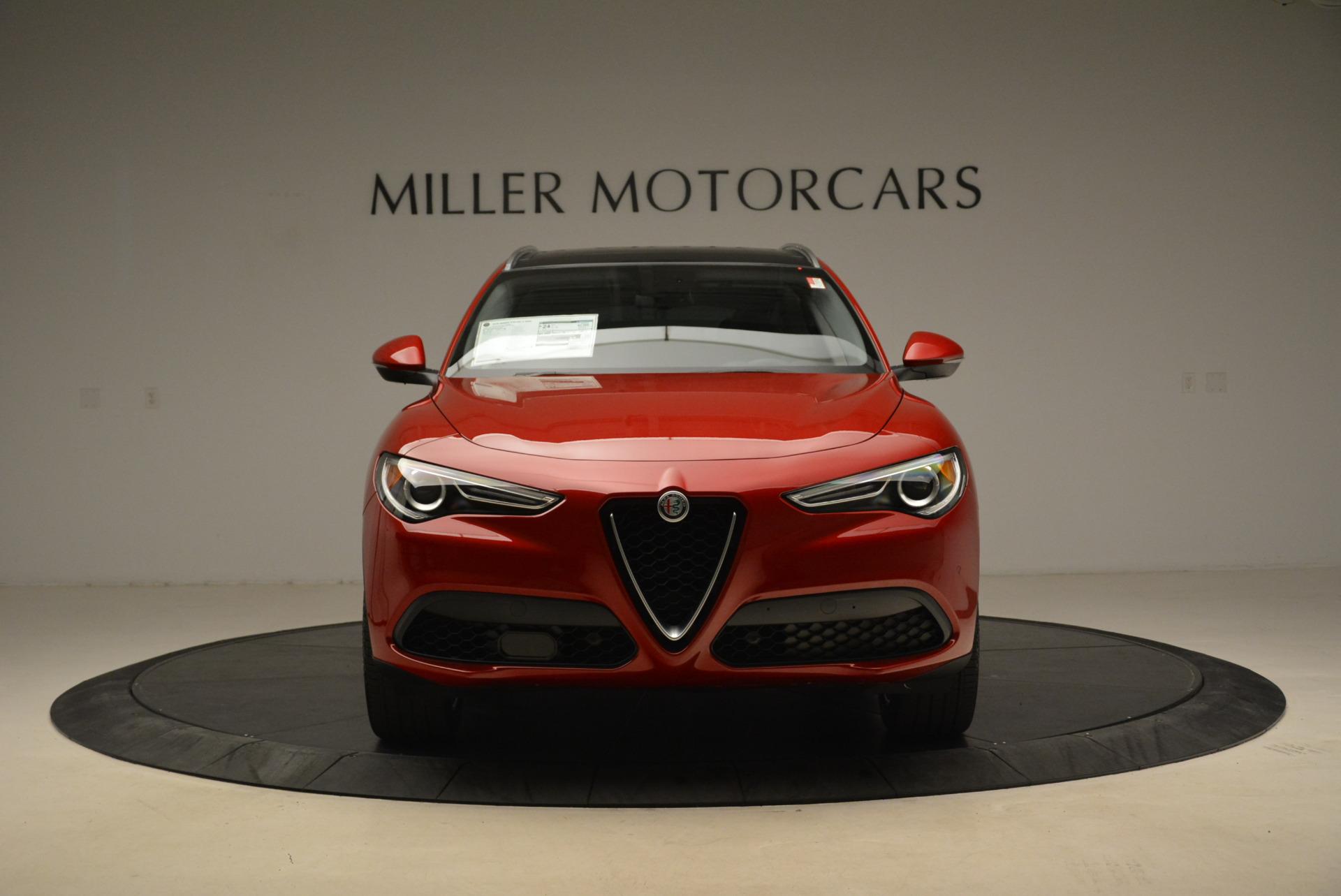 New 2018 Alfa Romeo Stelvio Ti Q4 For Sale In Greenwich, CT 2005_p12
