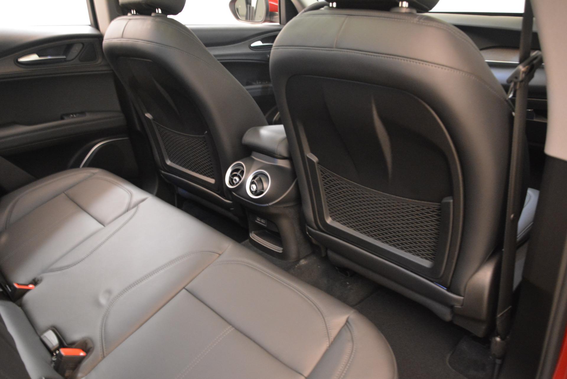 New 2018 Alfa Romeo Stelvio Ti Q4 For Sale In Greenwich, CT 2005_p22