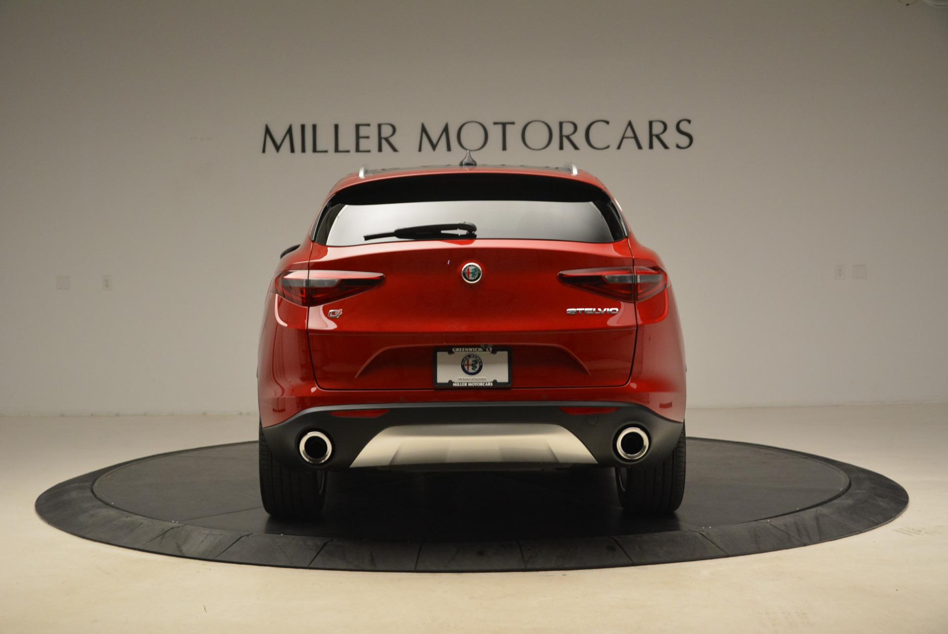 New 2018 Alfa Romeo Stelvio Ti Q4 For Sale In Greenwich, CT 2005_p6