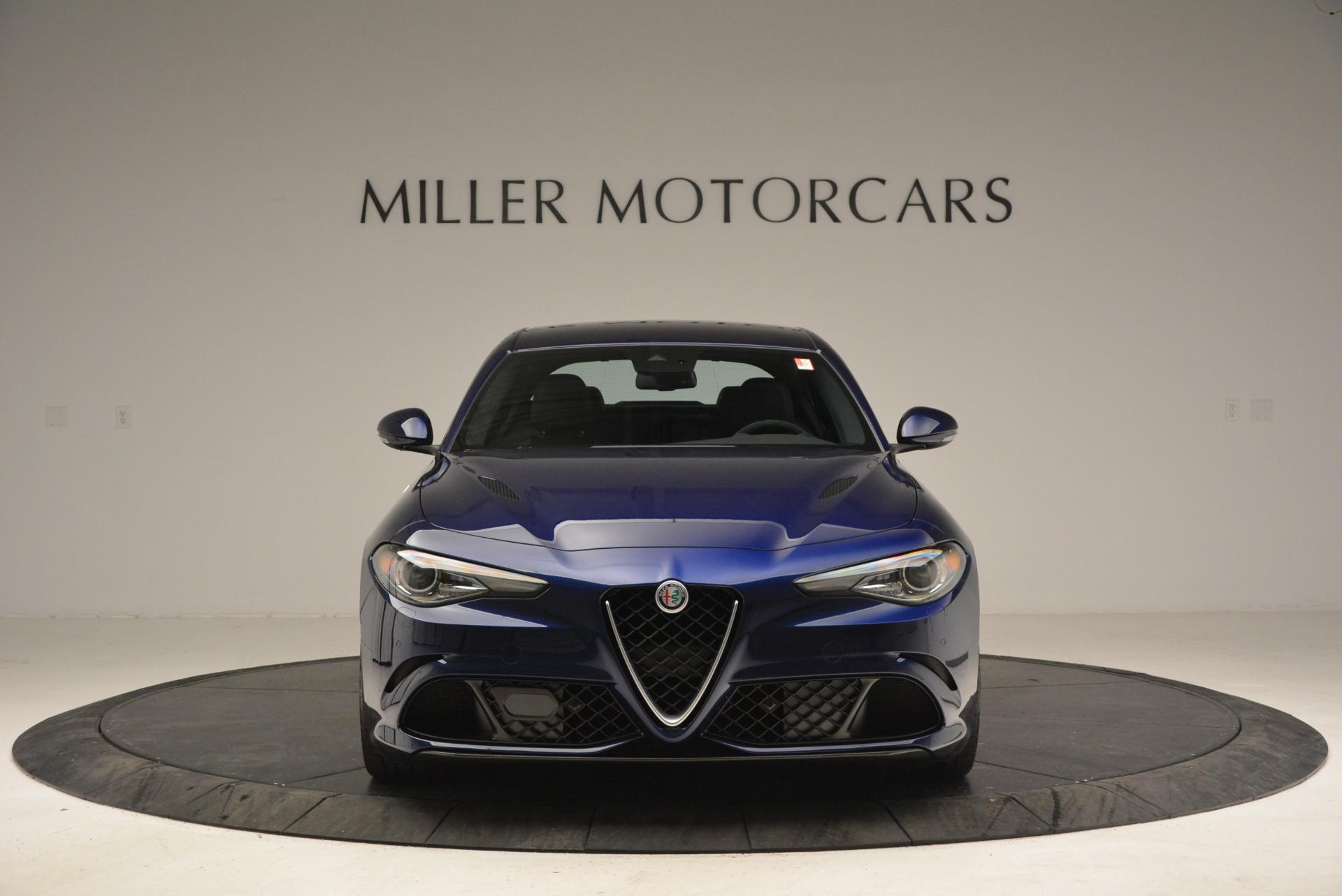 New 2018 Alfa Romeo Giulia Quadrifoglio For Sale In Greenwich, CT 2007_p12