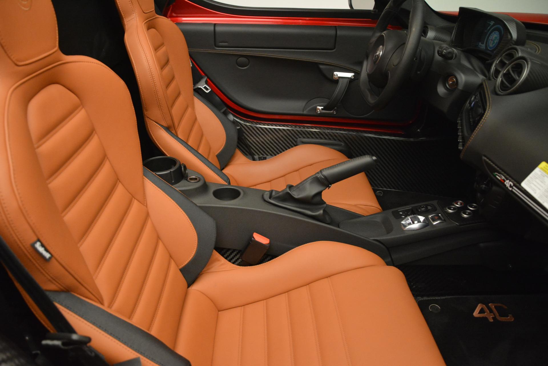 New 2018 Alfa Romeo 4C Spider For Sale In Greenwich, CT 2010_p22