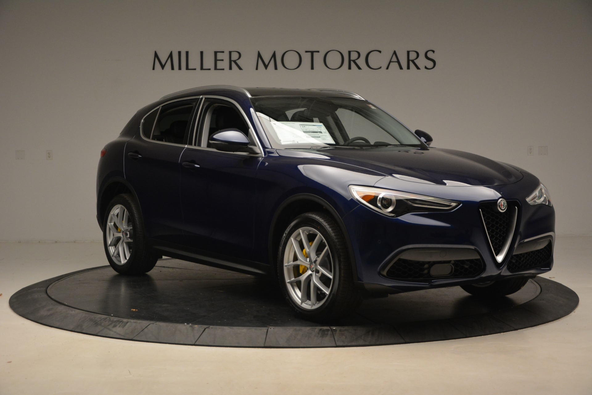 New 2018 Alfa Romeo Stelvio Ti Sport Q4 For Sale In Greenwich, CT 2012_p11