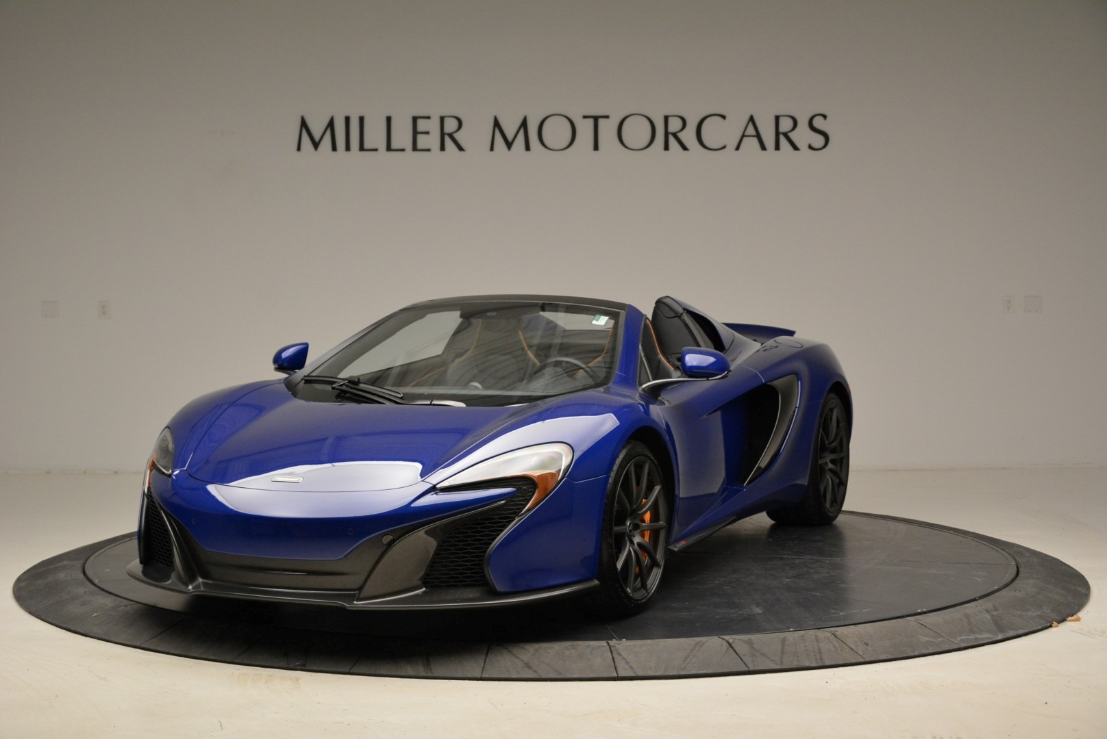 Used 2016 McLaren 650S Spider For Sale In Greenwich, CT 2013_main