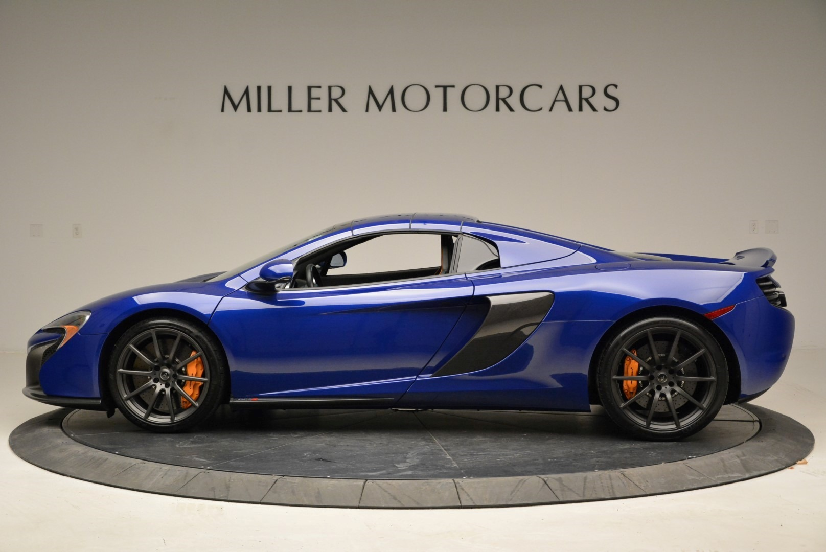 Used 2016 McLaren 650S Spider For Sale In Greenwich, CT 2013_p16