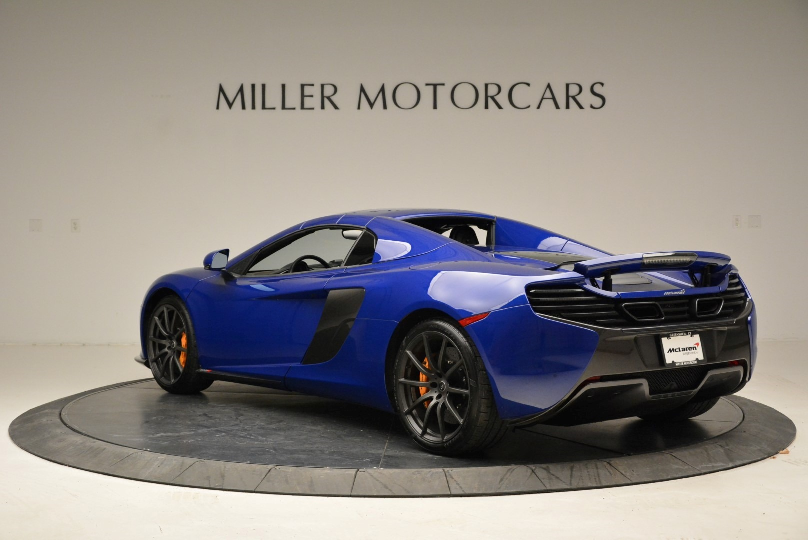 Used 2016 McLaren 650S Spider For Sale In Greenwich, CT 2013_p17