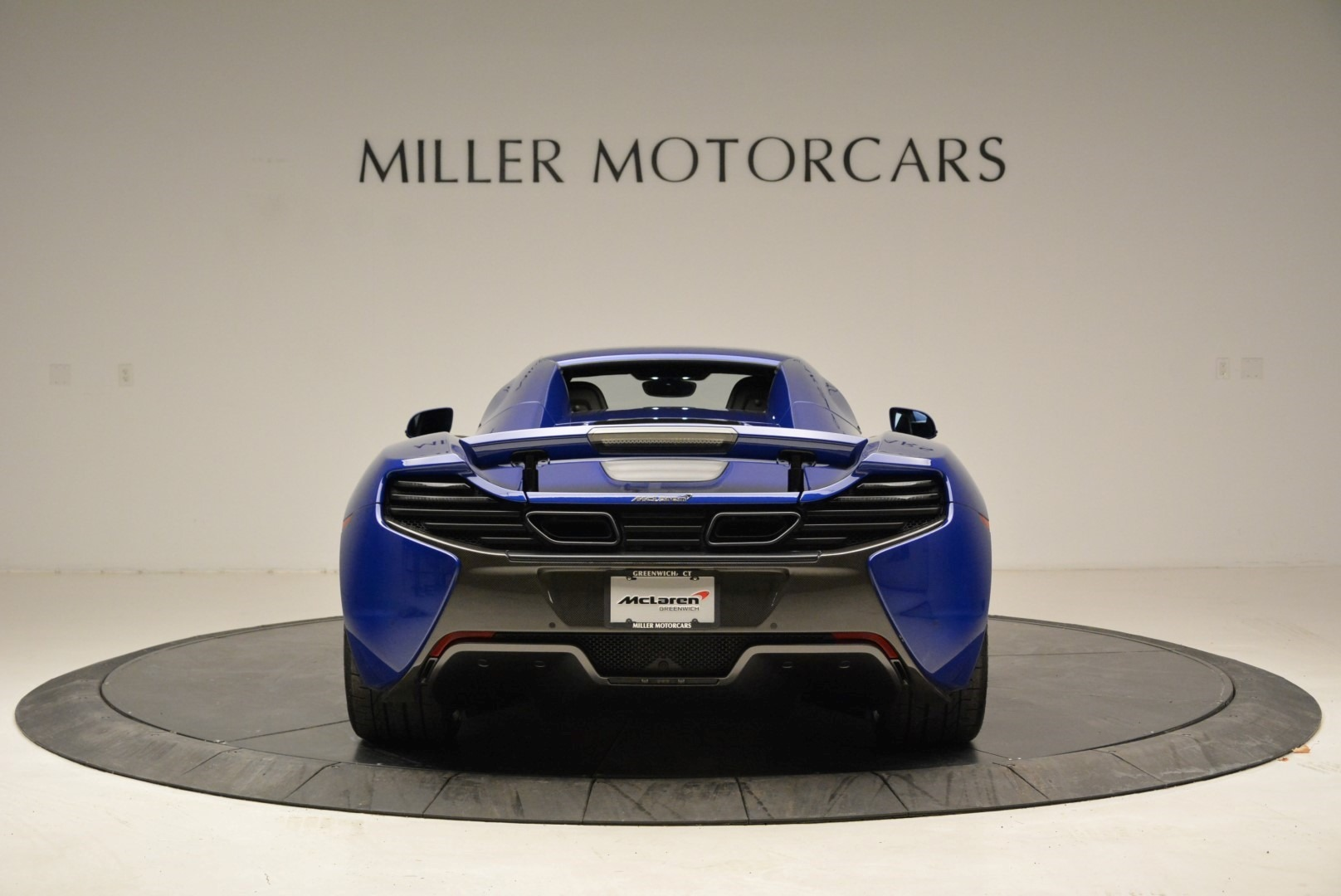 Used 2016 McLaren 650S Spider For Sale In Greenwich, CT 2013_p18