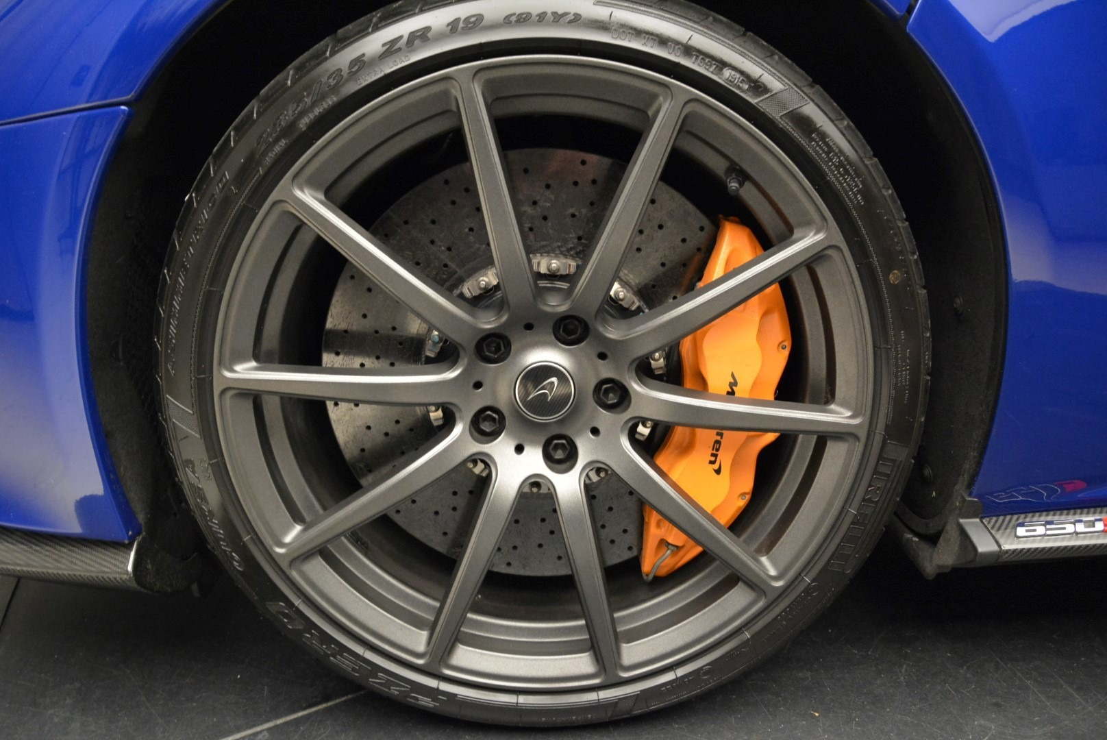 Used 2016 McLaren 650S Spider For Sale In Greenwich, CT 2013_p23