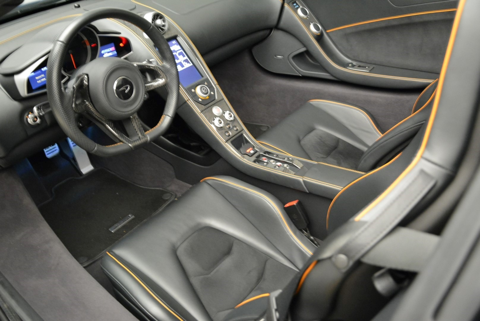 Used 2016 McLaren 650S Spider For Sale In Greenwich, CT 2013_p24