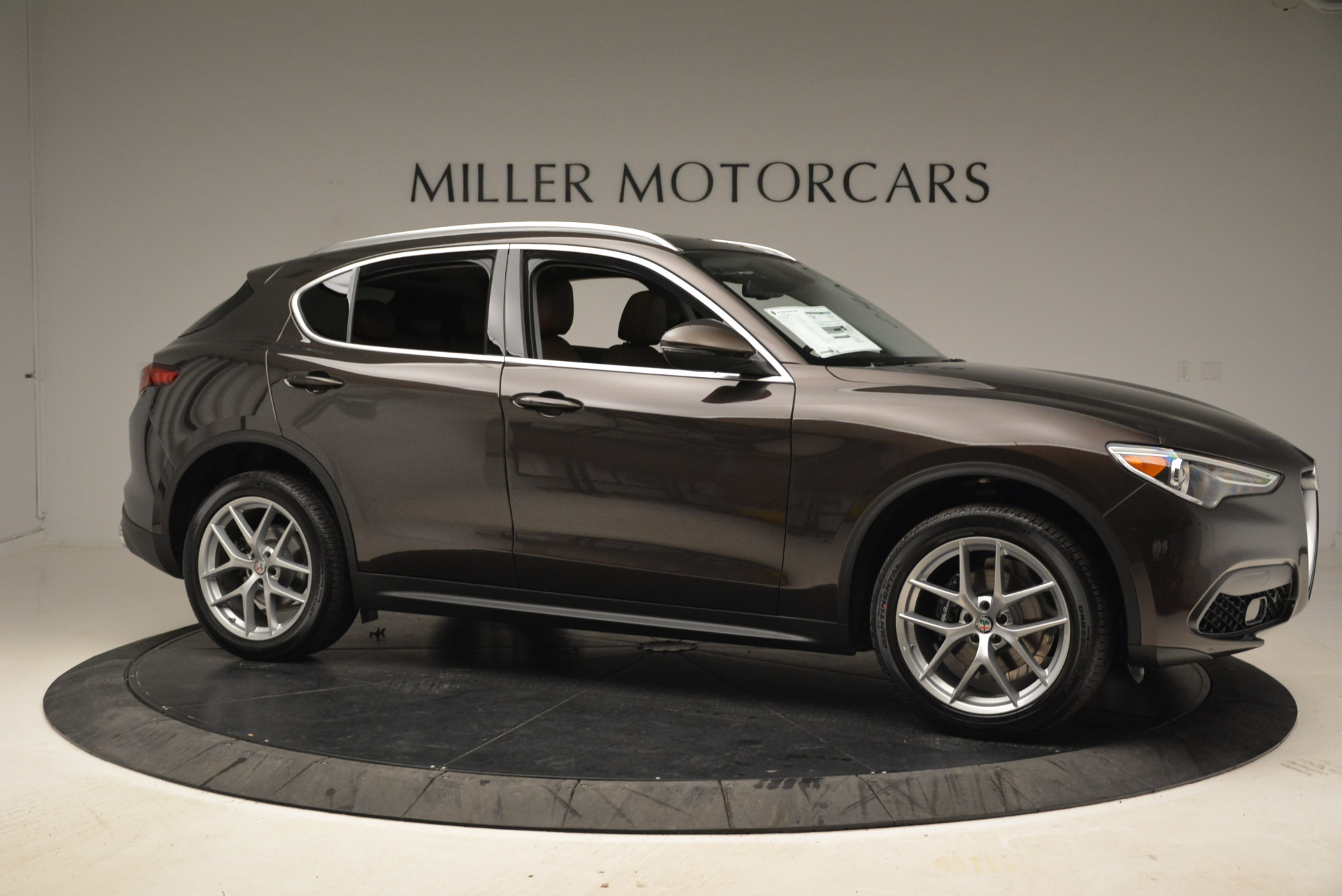 New 2018 Alfa Romeo Stelvio Ti Q4 For Sale In Greenwich, CT 2014_p10