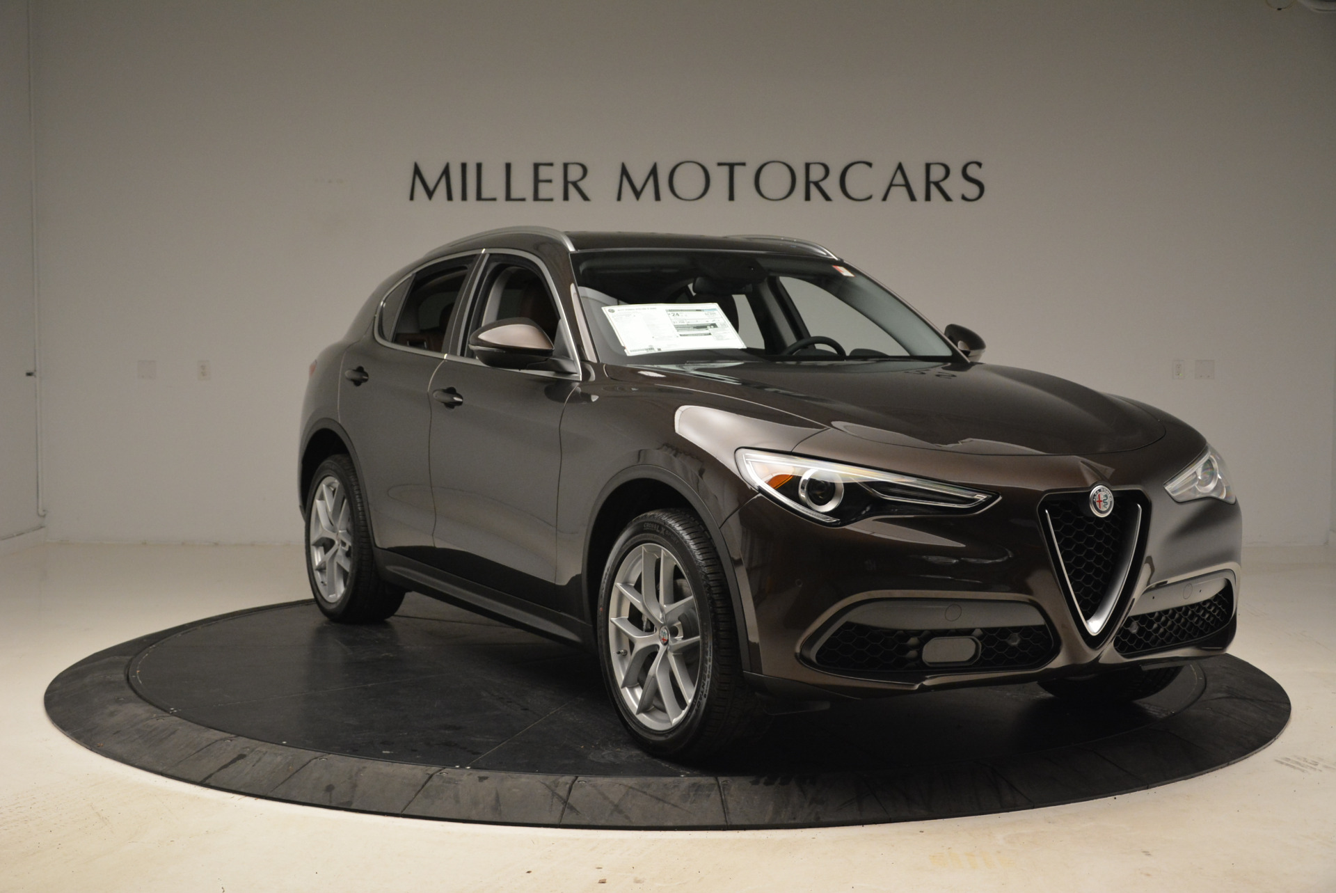 New 2018 Alfa Romeo Stelvio Ti Q4 For Sale In Greenwich, CT 2014_p11