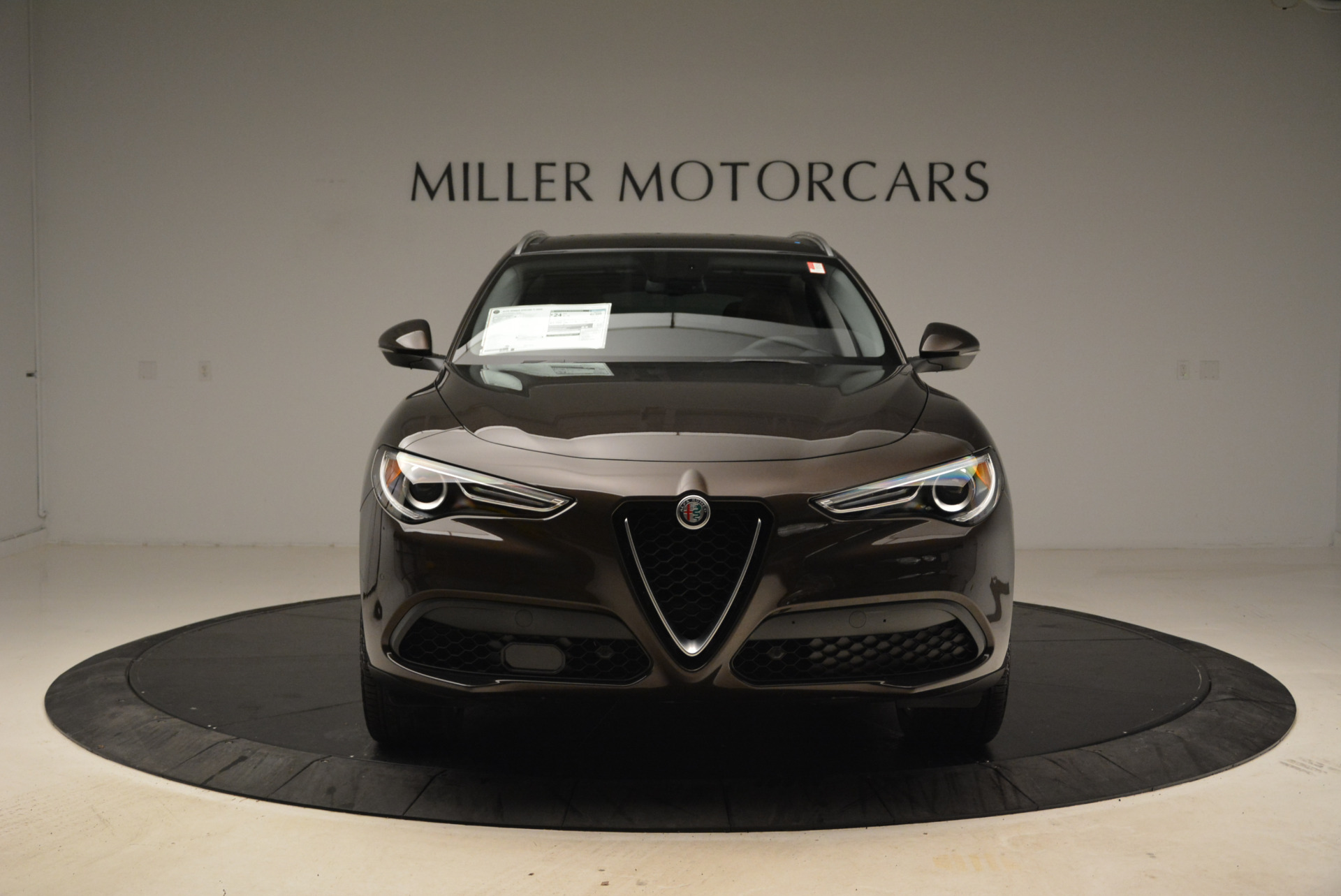 New 2018 Alfa Romeo Stelvio Ti Q4 For Sale In Greenwich, CT 2014_p12