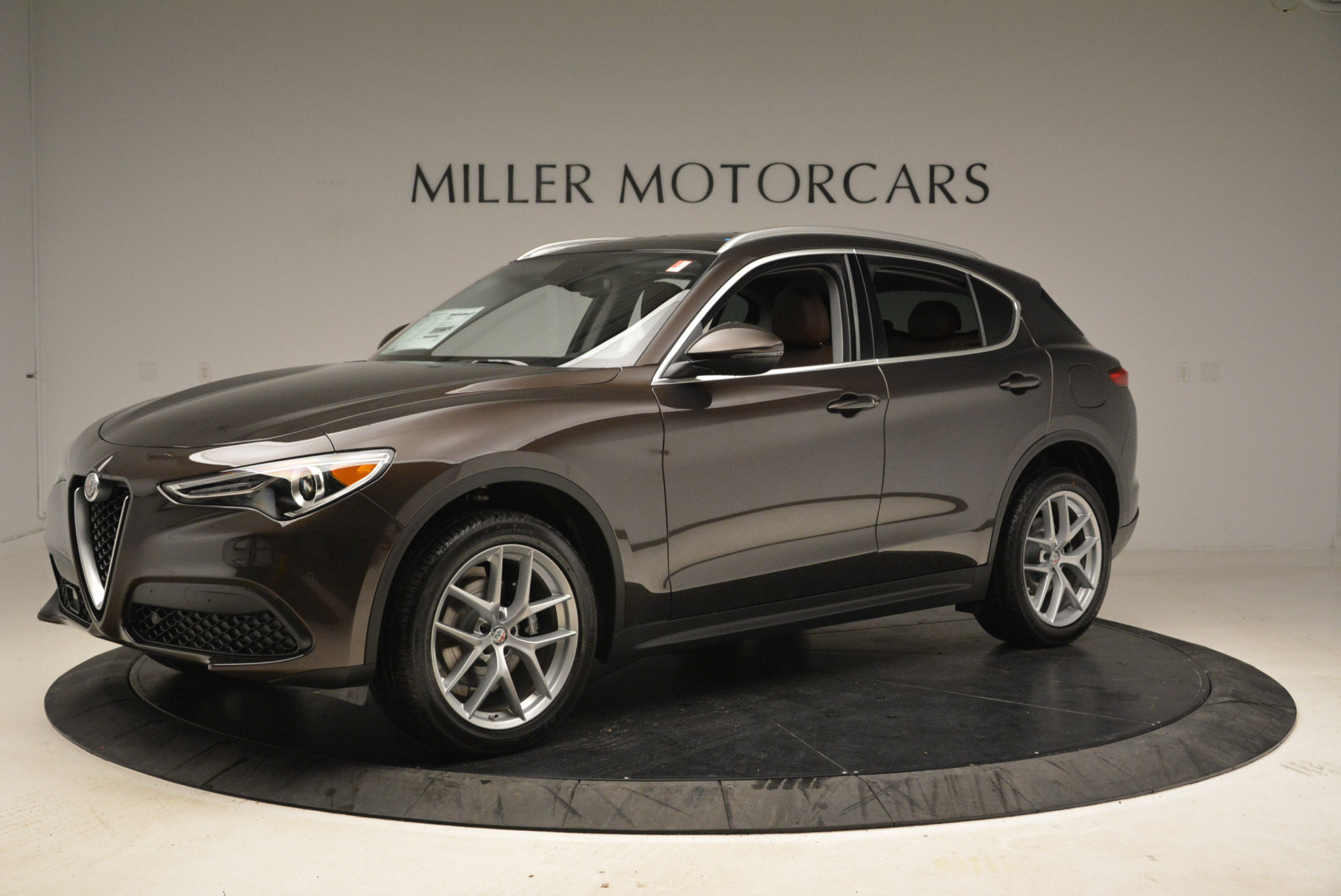 New 2018 Alfa Romeo Stelvio Ti Q4 For Sale In Greenwich, CT 2014_p2