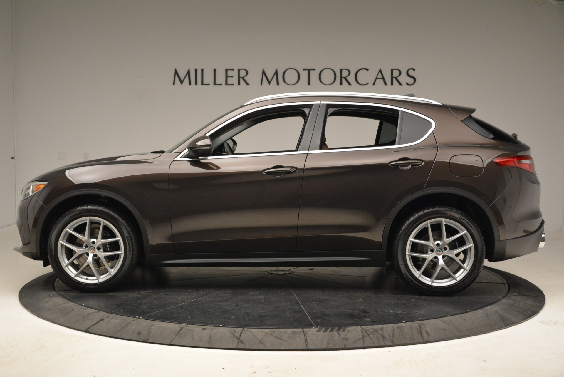 New 2018 Alfa Romeo Stelvio Ti Q4 For Sale In Greenwich, CT 2014_p3