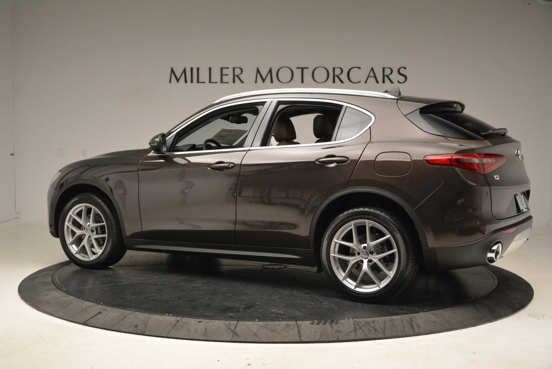 New 2018 Alfa Romeo Stelvio Ti Q4 For Sale In Greenwich, CT 2014_p4