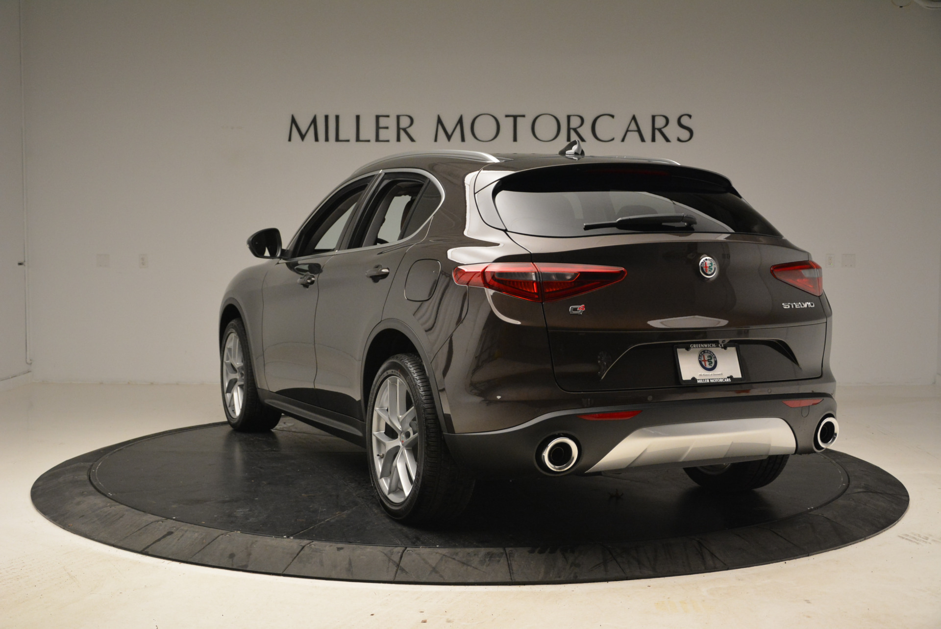 New 2018 Alfa Romeo Stelvio Ti Q4 For Sale In Greenwich, CT 2014_p5
