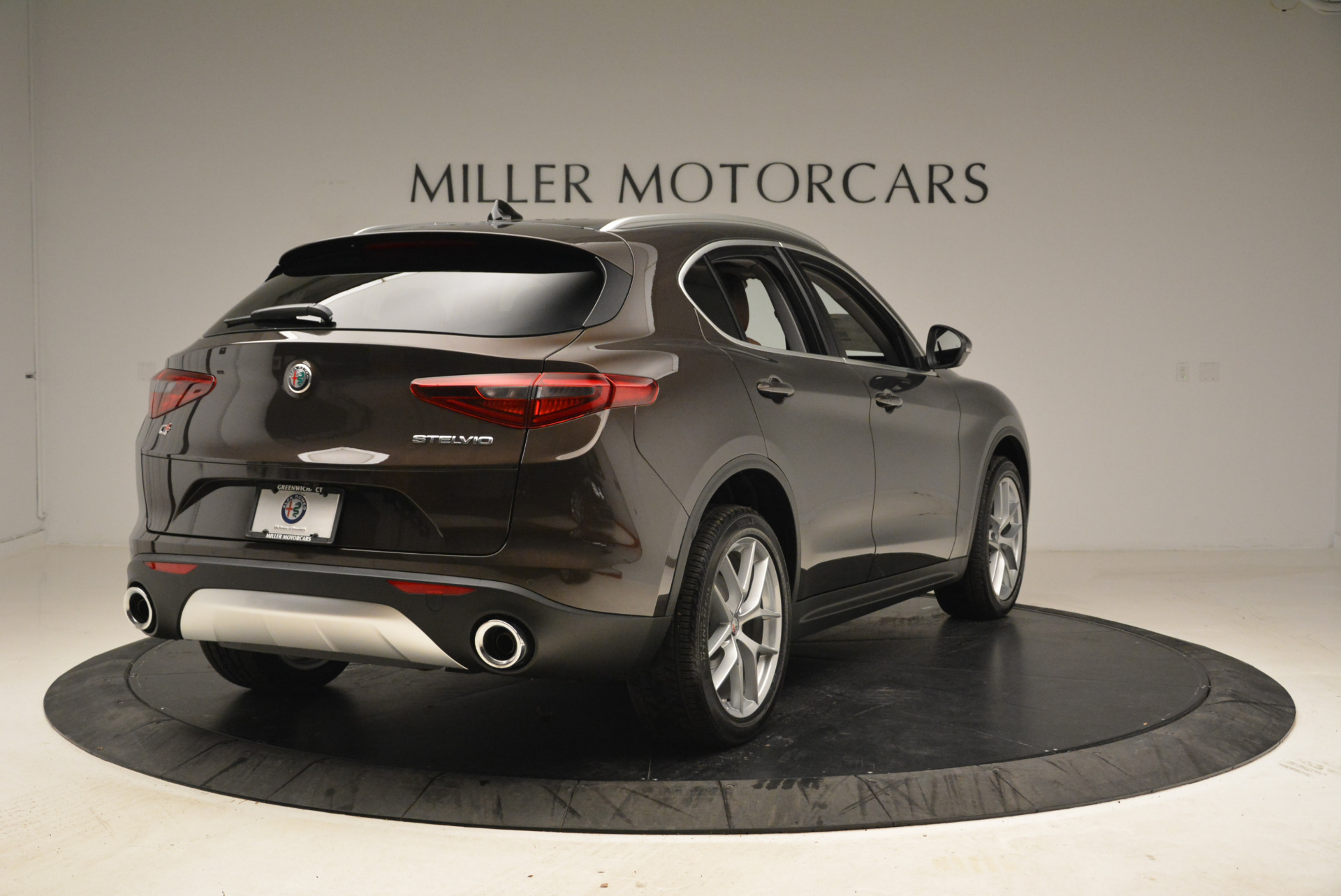 New 2018 Alfa Romeo Stelvio Ti Q4 For Sale In Greenwich, CT 2014_p7