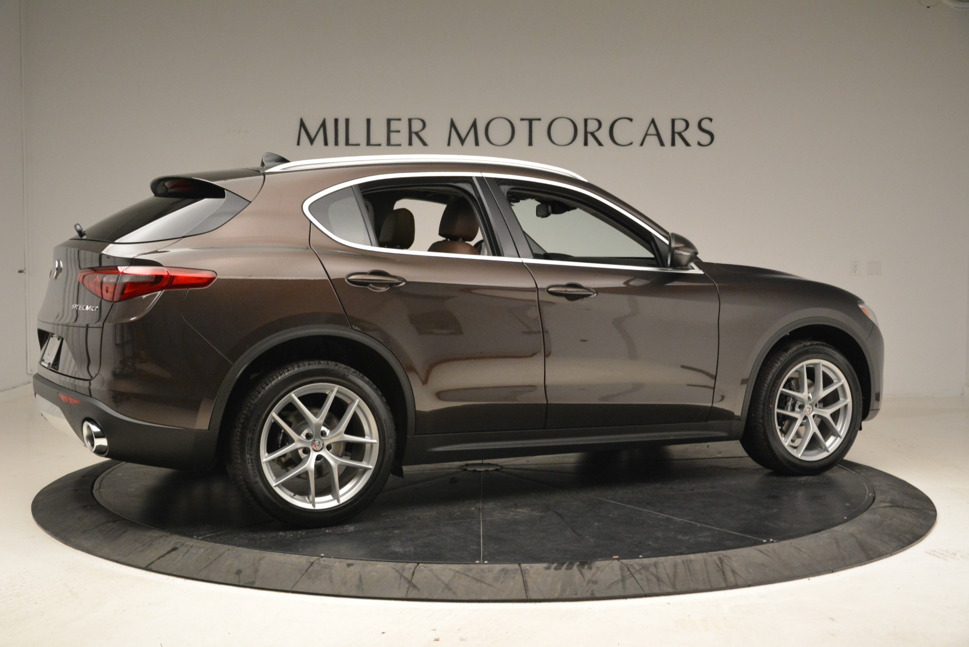 New 2018 Alfa Romeo Stelvio Ti Q4 For Sale In Greenwich, CT 2014_p8