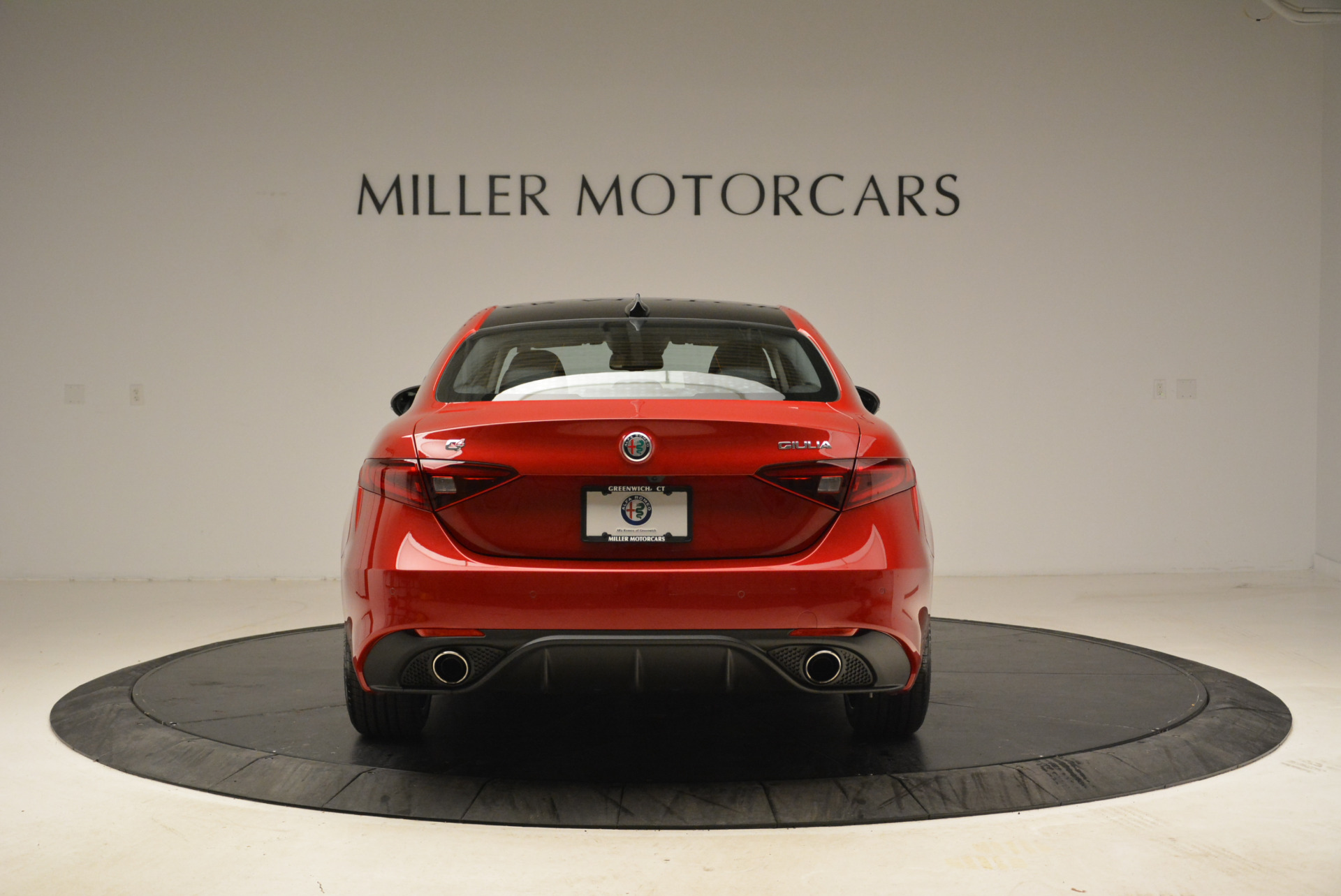 New 2018 Alfa Romeo Giulia Ti Sport Q4 For Sale In Greenwich, CT 2016_p6