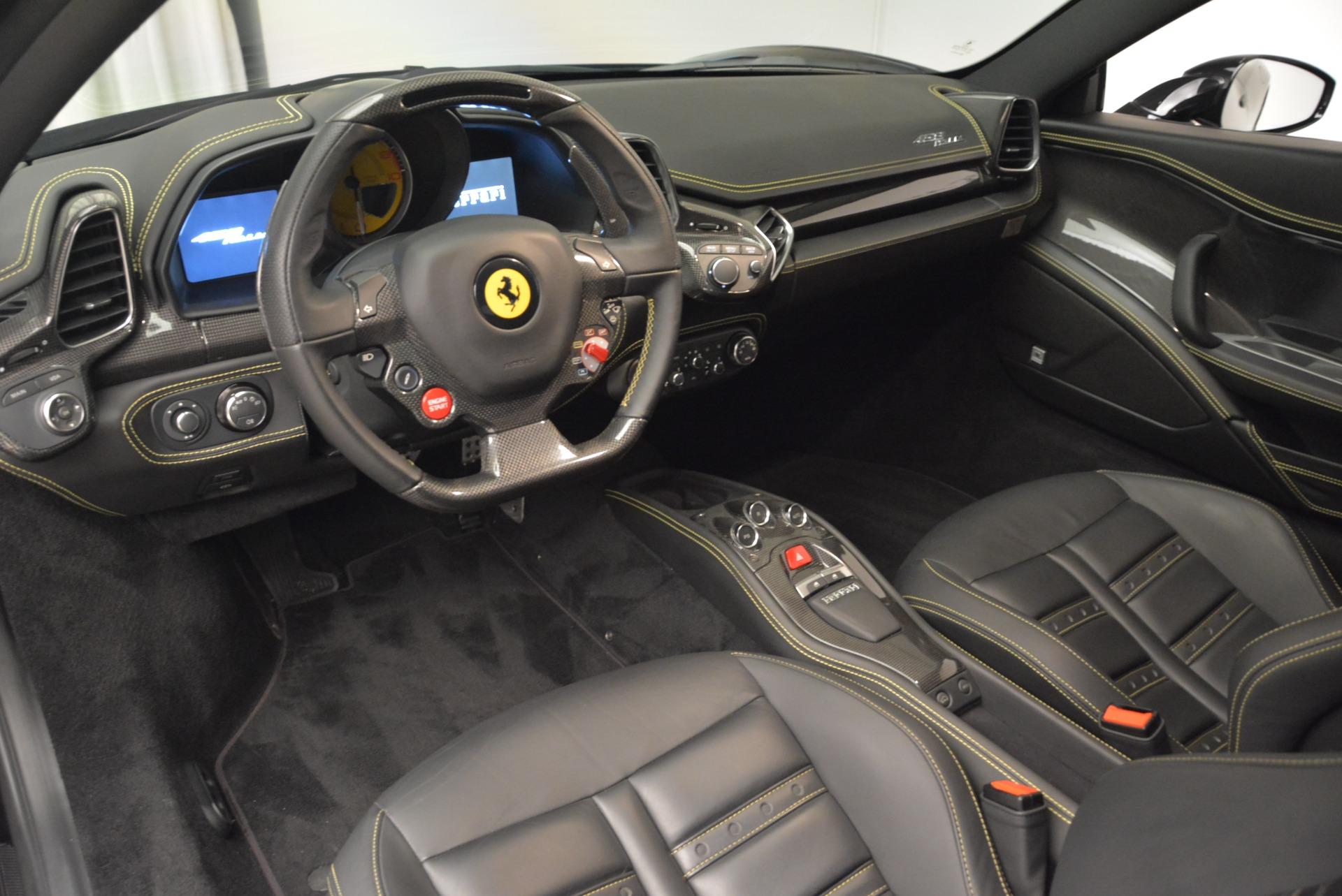 Used 2011 Ferrari 458 Italia  For Sale In Greenwich, CT 2018_p12