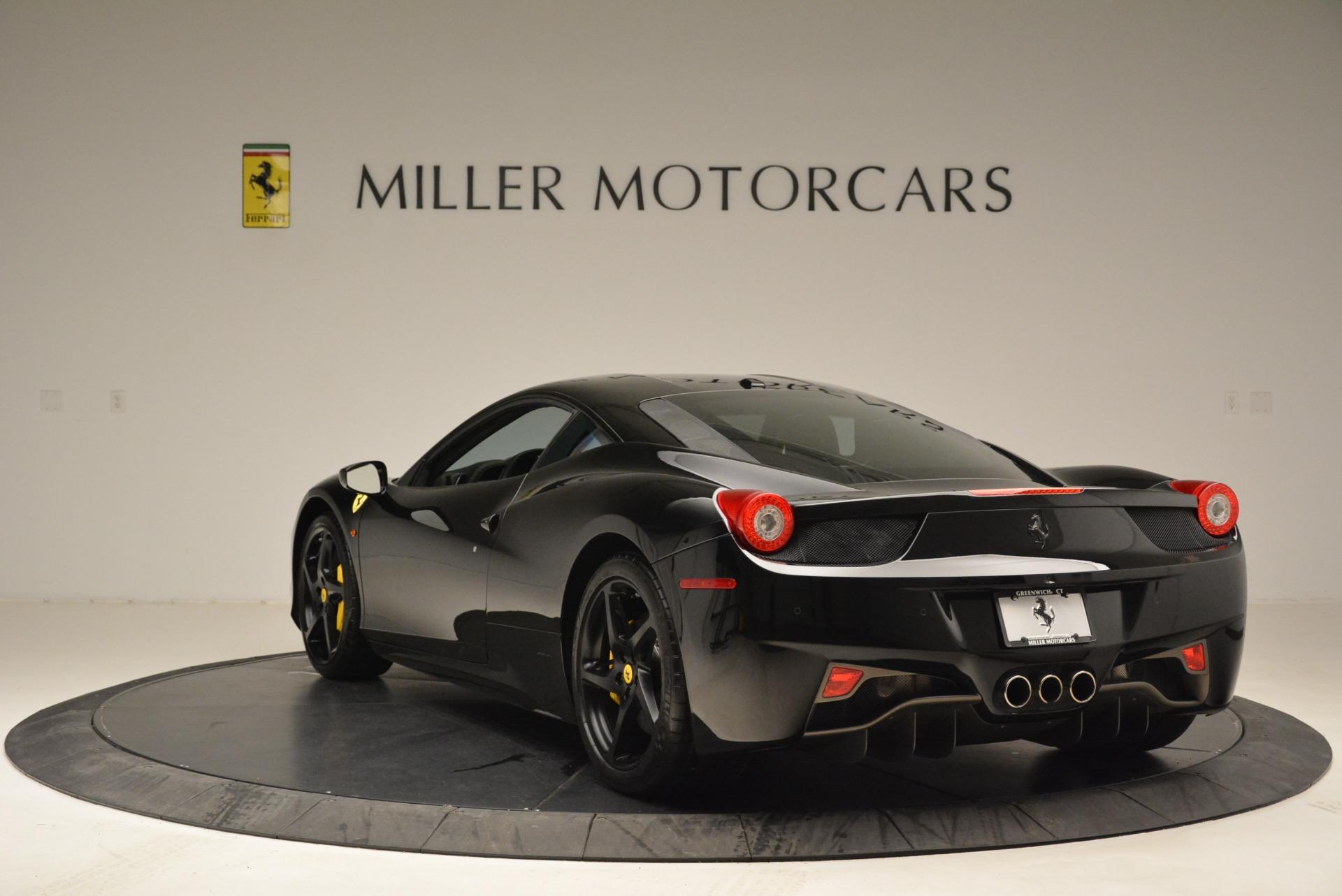 Used 2011 Ferrari 458 Italia  For Sale In Greenwich, CT 2018_p5