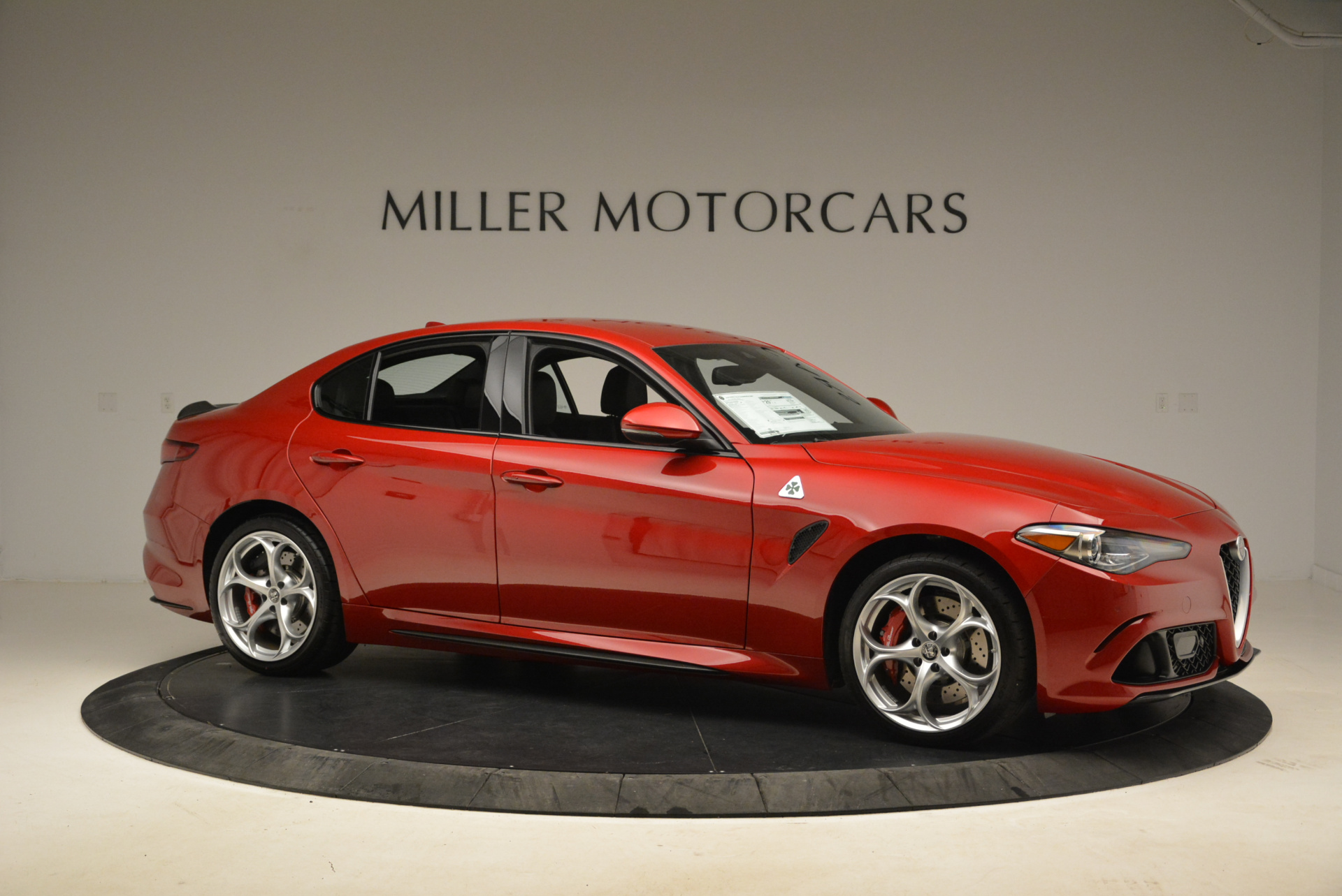 New 2018 Alfa Romeo Giulia Quadrifoglio For Sale In Greenwich, CT 2020_p10
