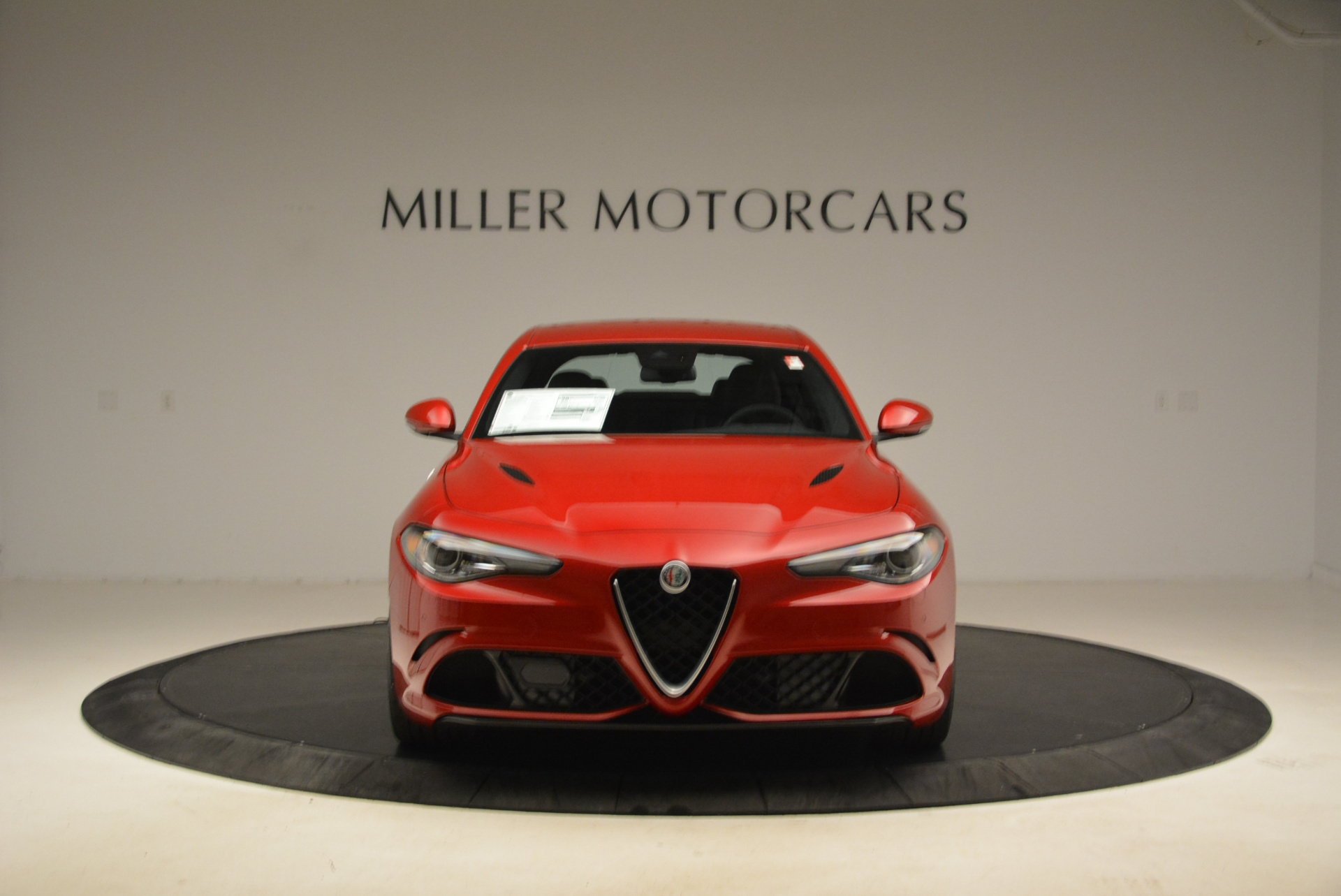 New 2018 Alfa Romeo Giulia Quadrifoglio For Sale In Greenwich, CT 2020_p12