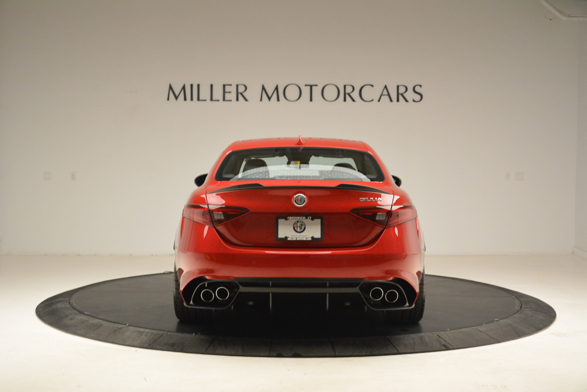 New 2018 Alfa Romeo Giulia Quadrifoglio For Sale In Greenwich, CT 2020_p6