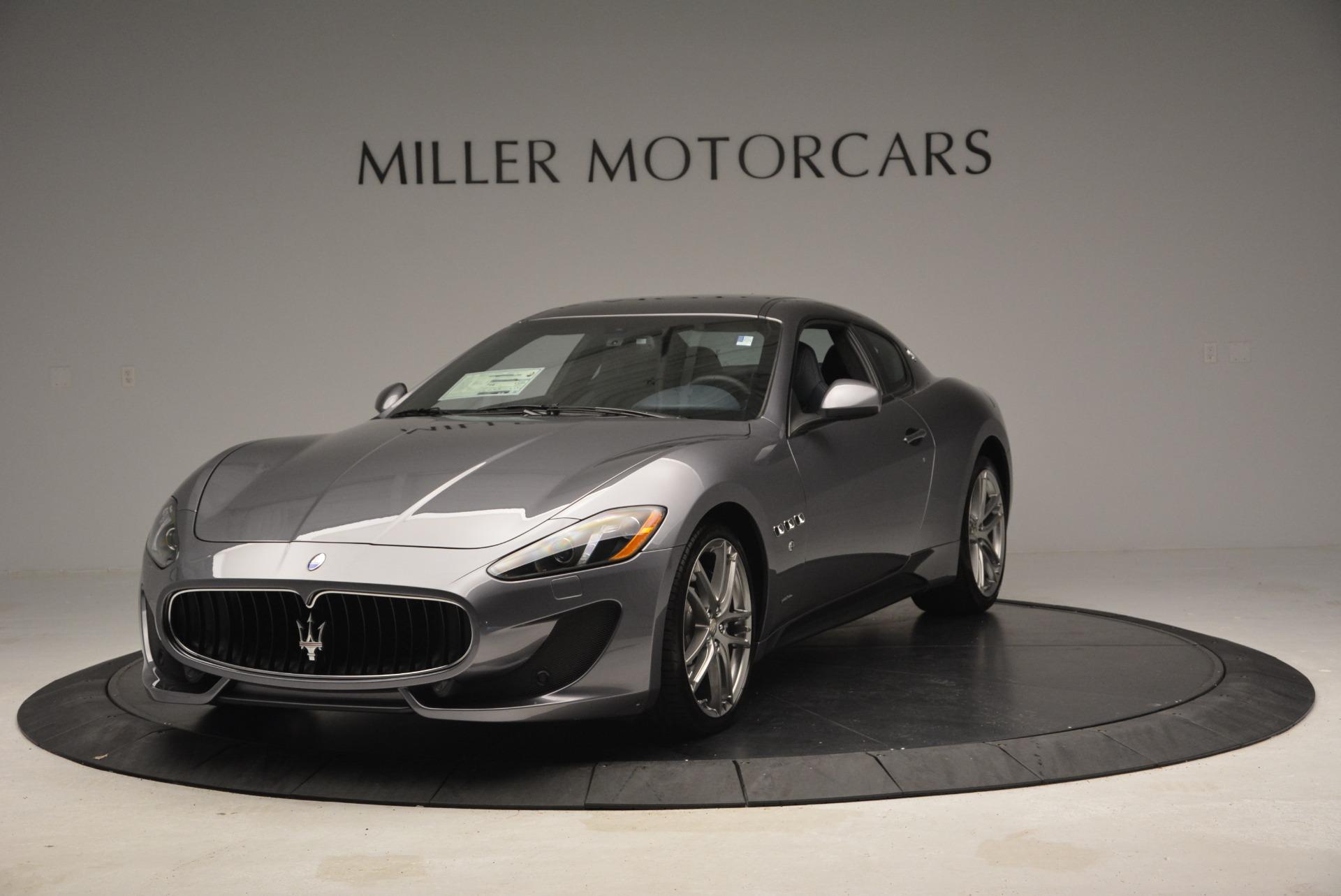 Used 2016 Maserati GranTurismo Sport For Sale In Greenwich, CT 2021_main