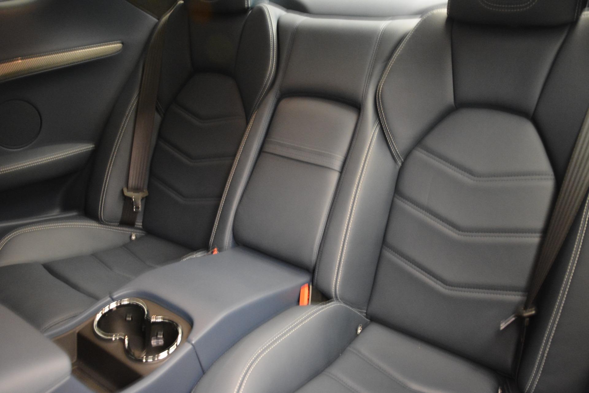 Used 2016 Maserati GranTurismo Sport For Sale In Greenwich, CT 2021_p18