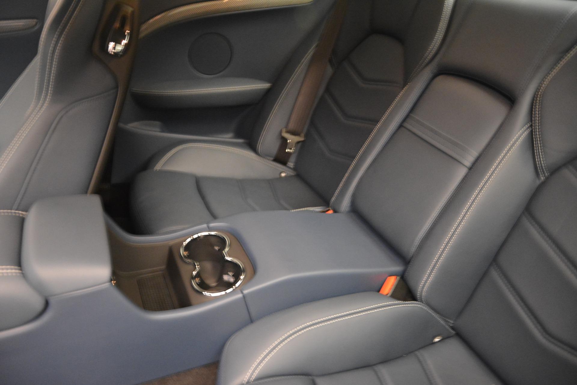 Used 2016 Maserati GranTurismo Sport For Sale In Greenwich, CT 2021_p19