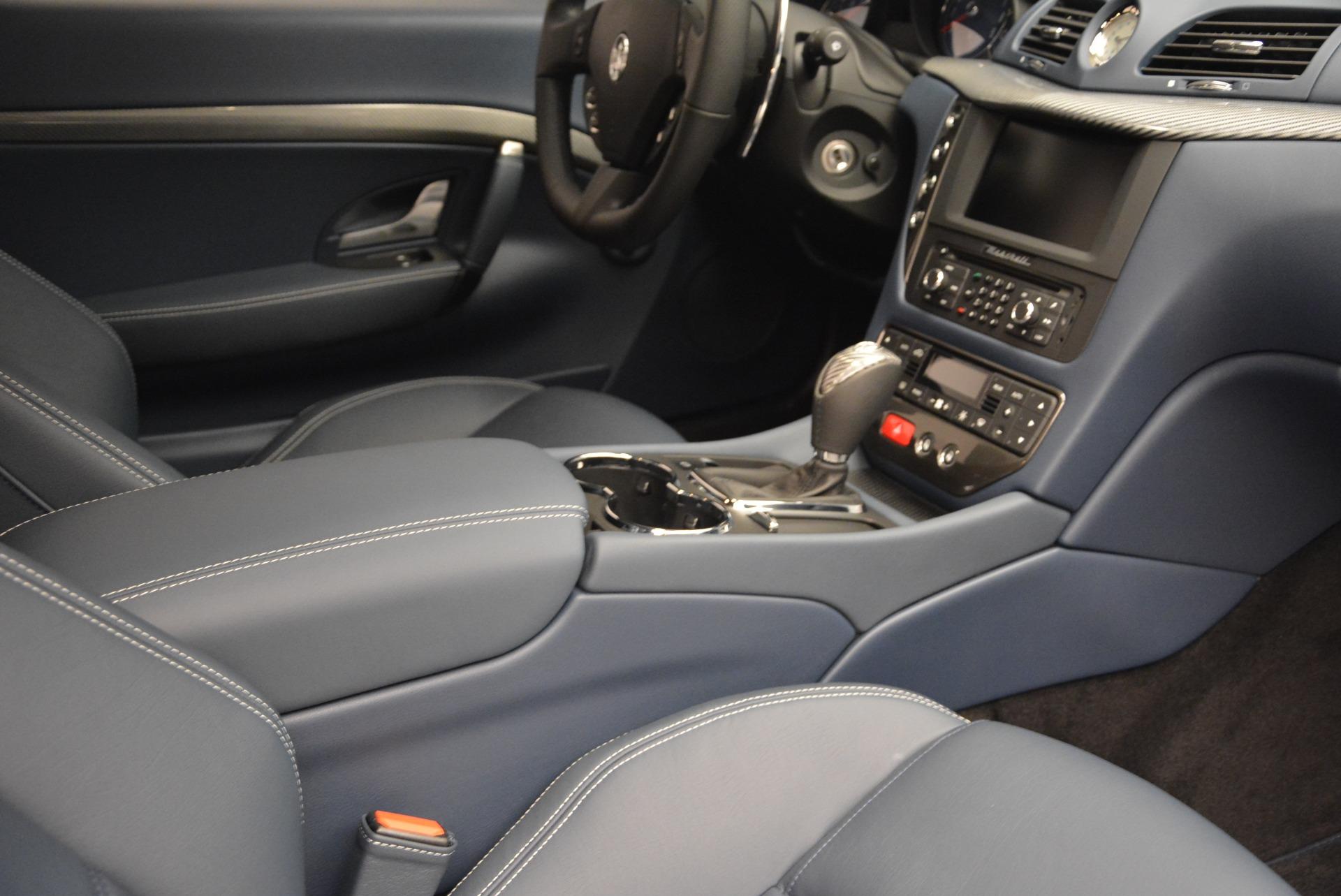Used 2016 Maserati GranTurismo Sport For Sale In Greenwich, CT 2021_p20