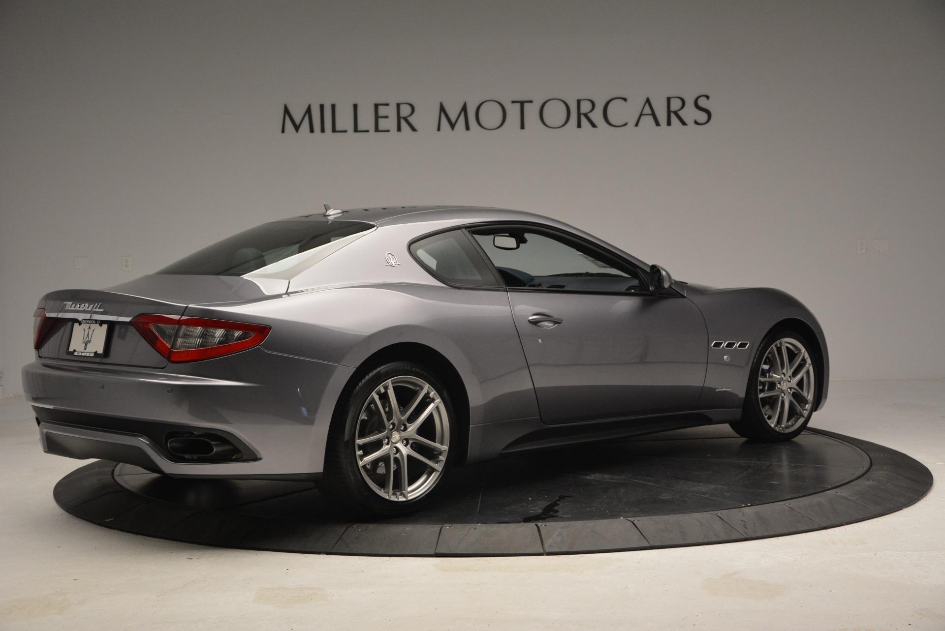 Used 2016 Maserati GranTurismo Sport For Sale In Greenwich, CT 2021_p9