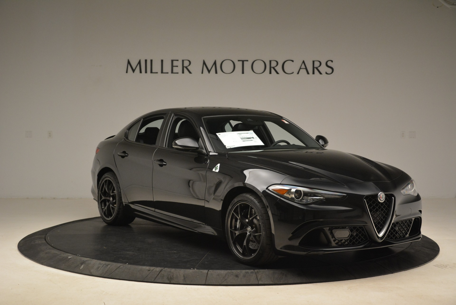 New 2018 Alfa Romeo Giulia Quadrifoglio For Sale In Greenwich, CT 2022_p11