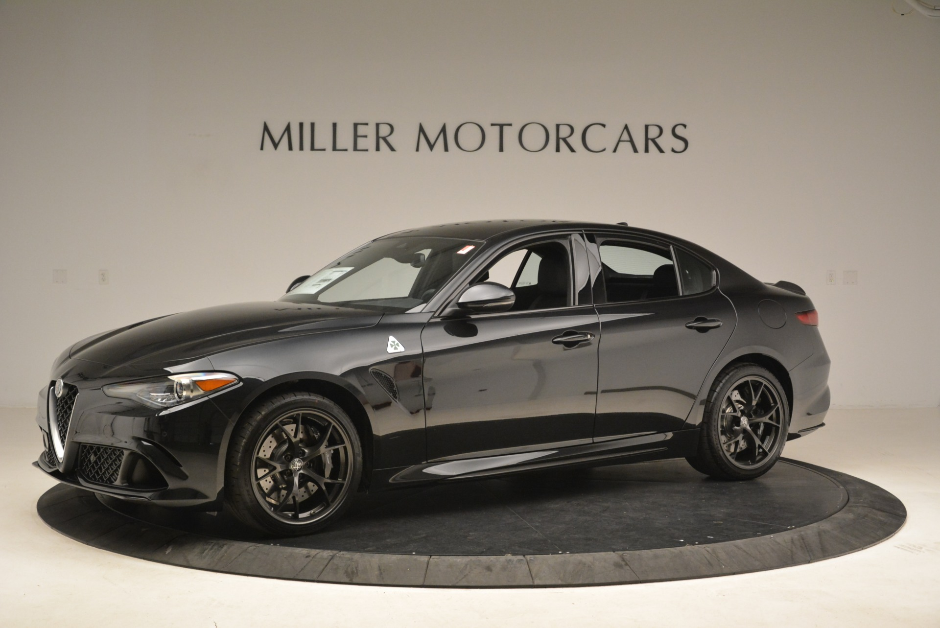 New 2018 Alfa Romeo Giulia Quadrifoglio For Sale In Greenwich, CT 2022_p2