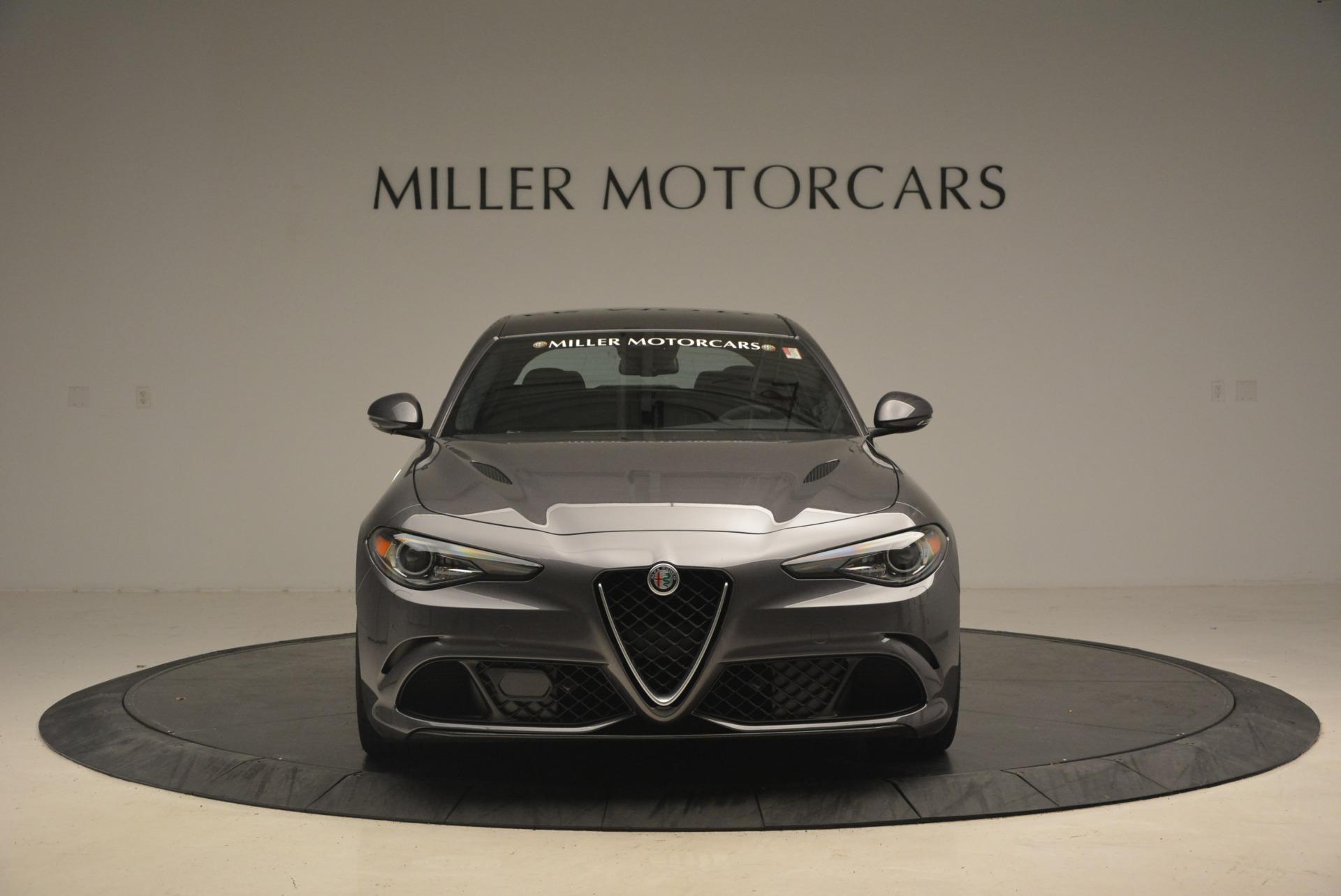 New 2018 Alfa Romeo Giulia Quadrifoglio For Sale In Greenwich, CT 2024_p12