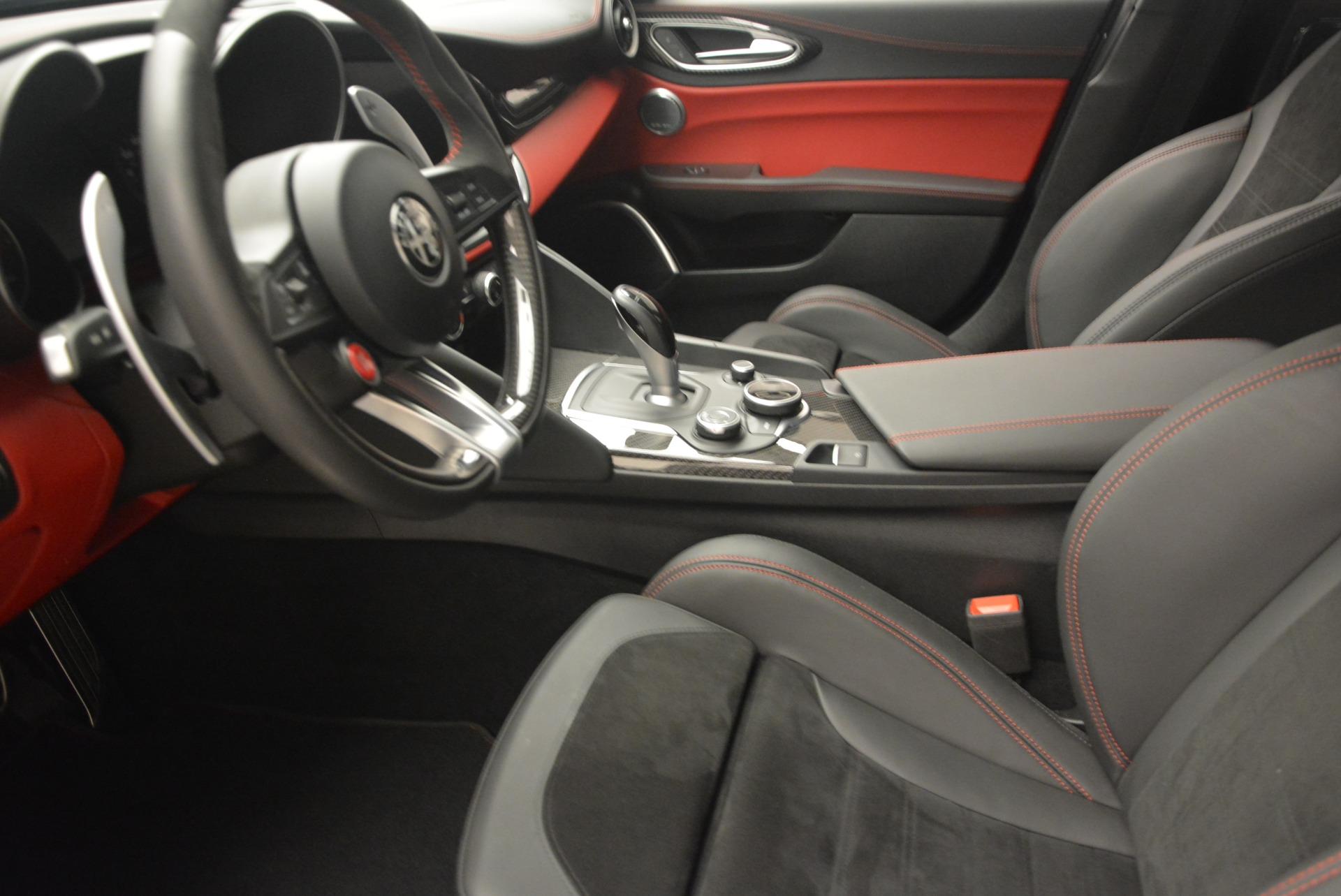 New 2018 Alfa Romeo Giulia Quadrifoglio For Sale In Greenwich, CT 2024_p14