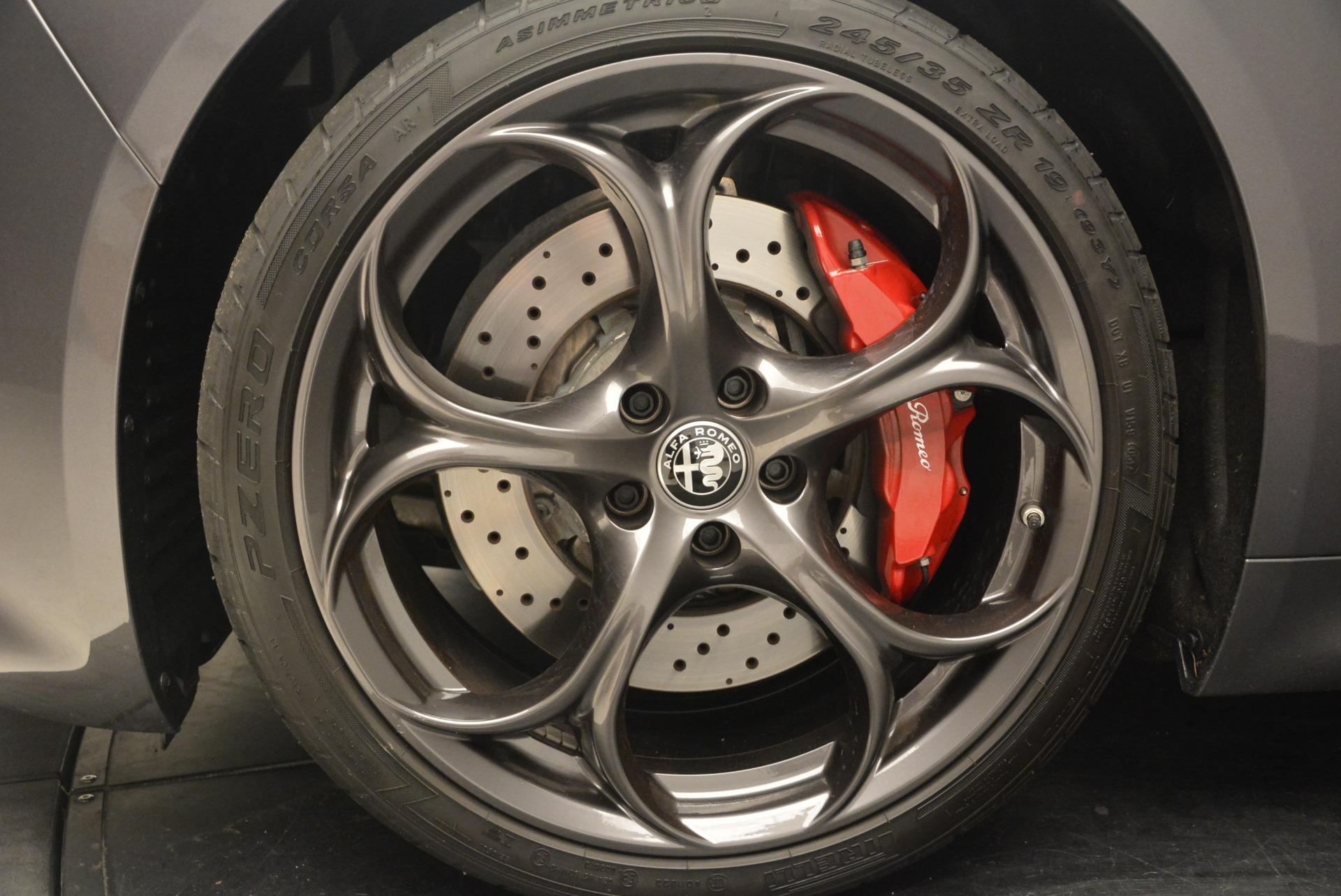 New 2018 Alfa Romeo Giulia Quadrifoglio For Sale In Greenwich, CT 2024_p21
