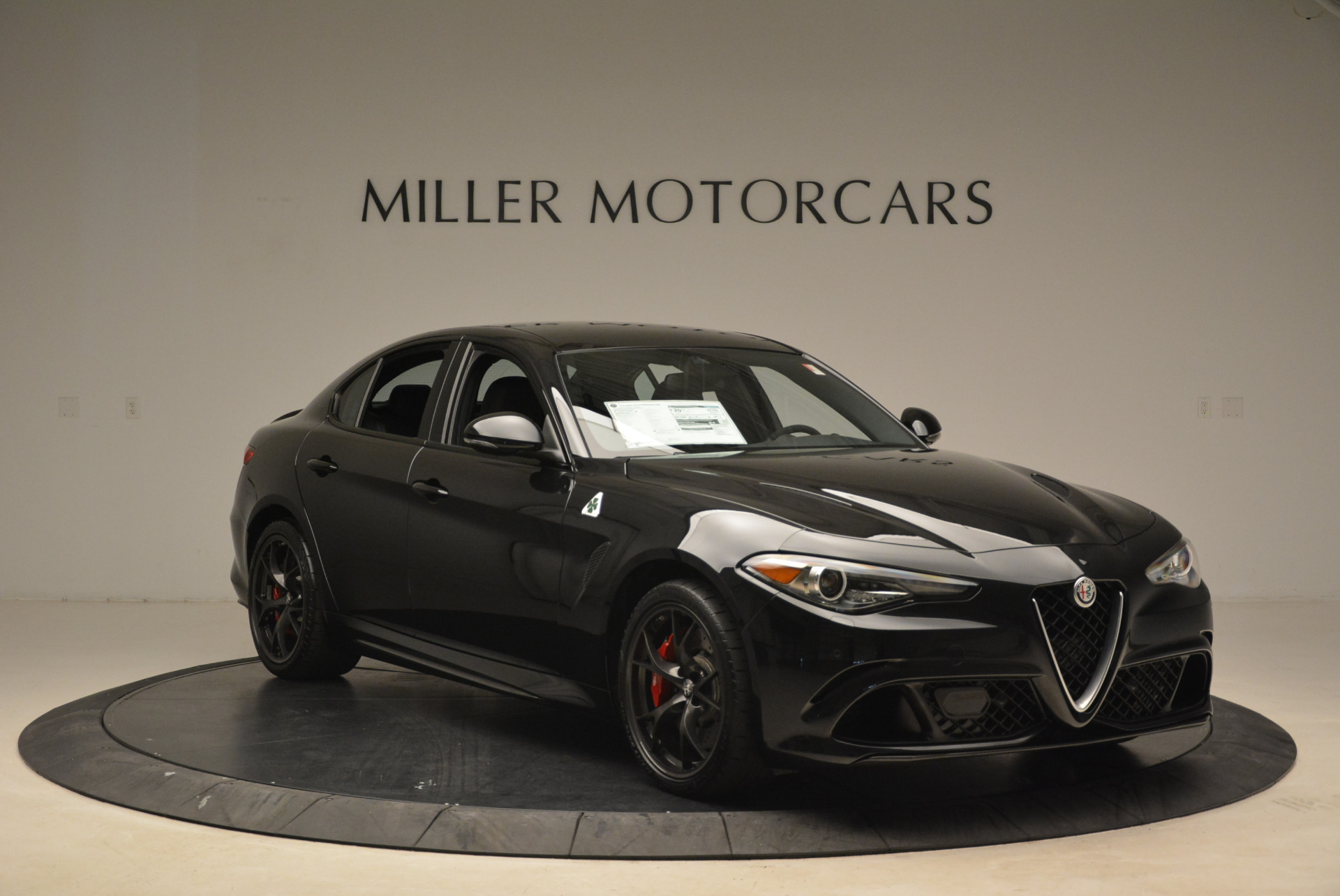 New 2018 Alfa Romeo Giulia Quadrifoglio For Sale In Greenwich, CT 2025_p11