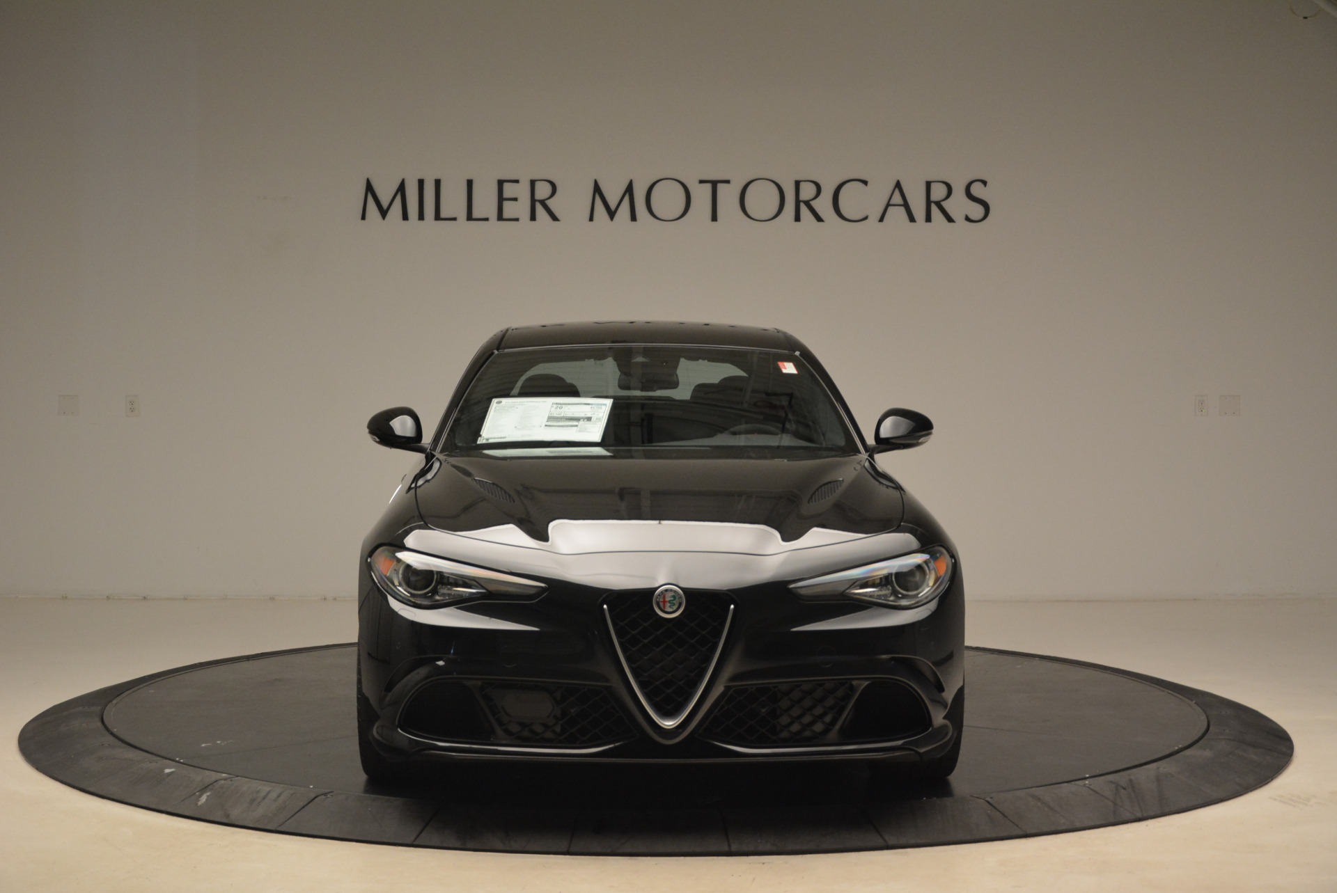New 2018 Alfa Romeo Giulia Quadrifoglio For Sale In Greenwich, CT 2025_p12