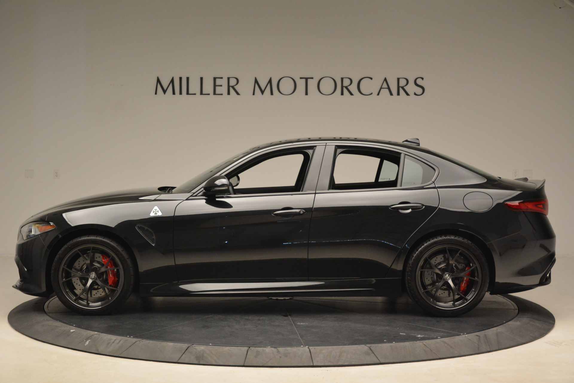 New 2018 Alfa Romeo Giulia Quadrifoglio For Sale In Greenwich, CT 2025_p3