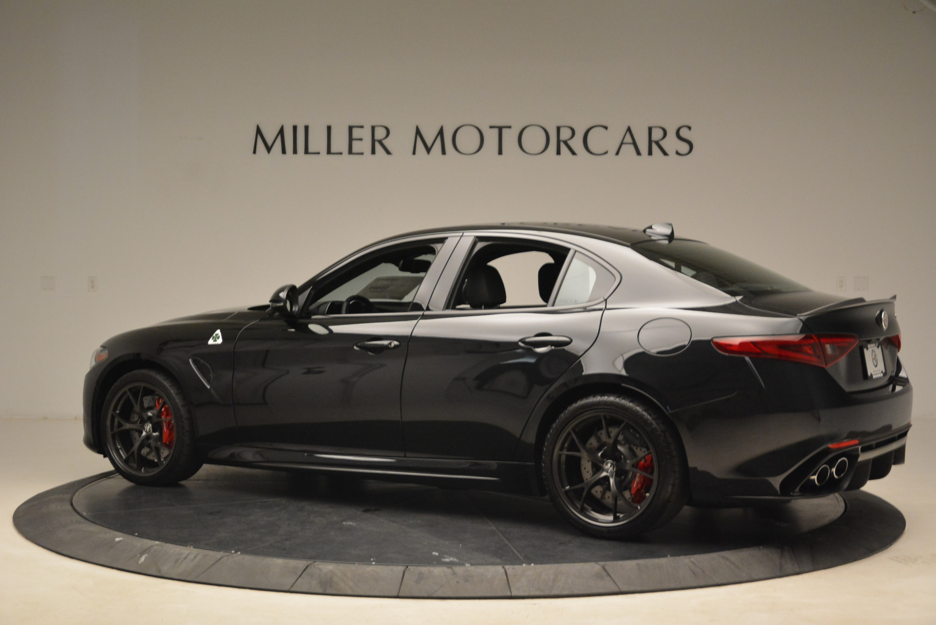 New 2018 Alfa Romeo Giulia Quadrifoglio For Sale In Greenwich, CT 2025_p4
