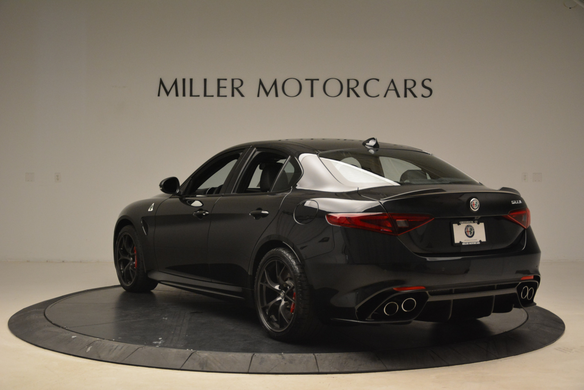 New 2018 Alfa Romeo Giulia Quadrifoglio For Sale In Greenwich, CT 2025_p5