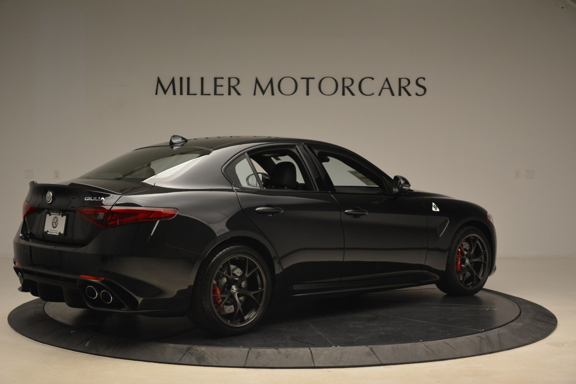 New 2018 Alfa Romeo Giulia Quadrifoglio For Sale In Greenwich, CT 2025_p8