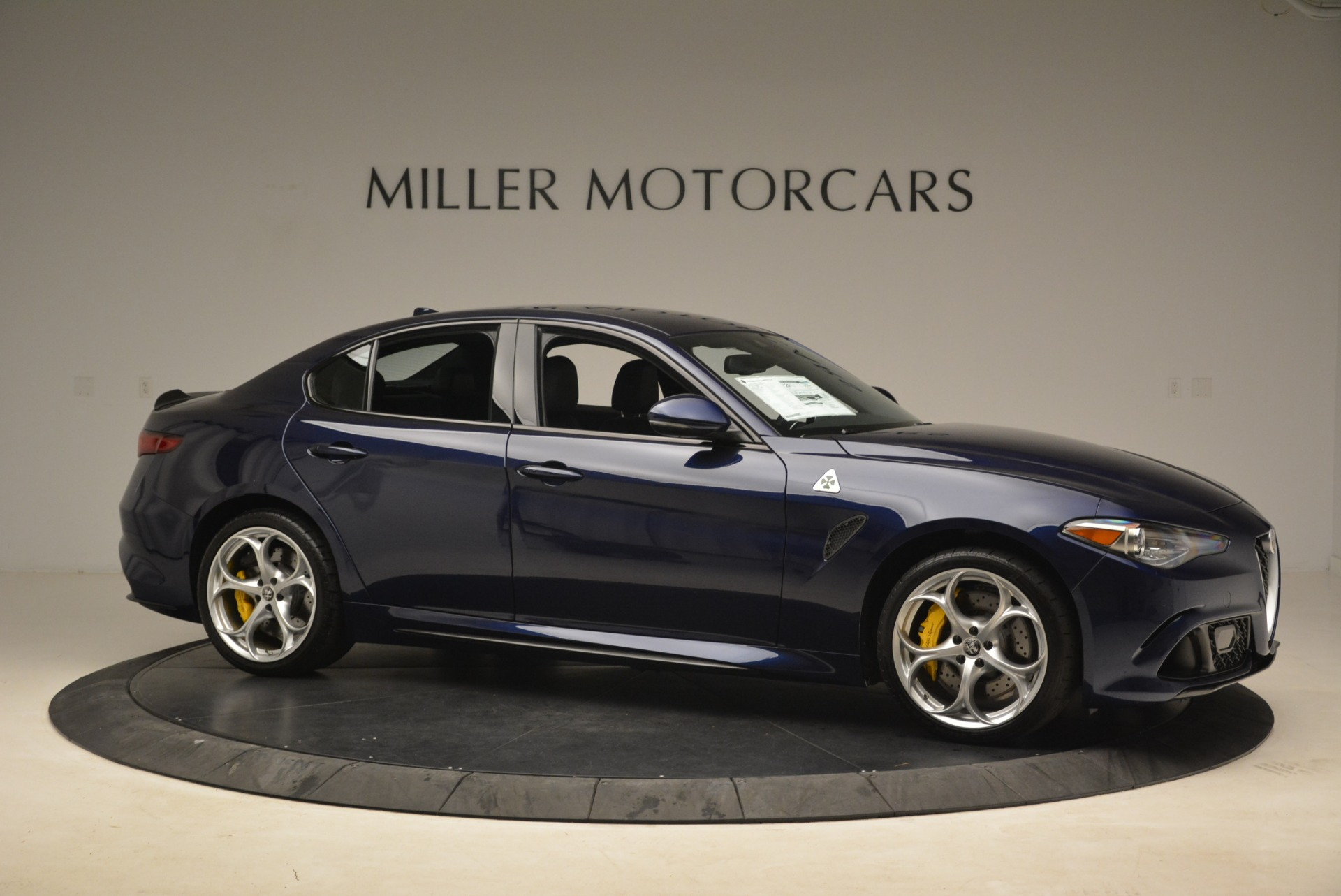 New 2018 Alfa Romeo Giulia Quadrifoglio For Sale In Greenwich, CT 2026_p10
