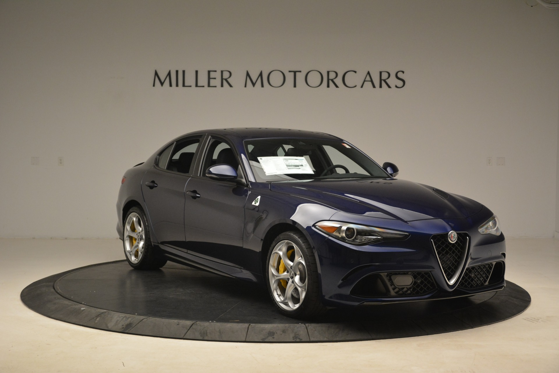 New 2018 Alfa Romeo Giulia Quadrifoglio For Sale In Greenwich, CT 2026_p11