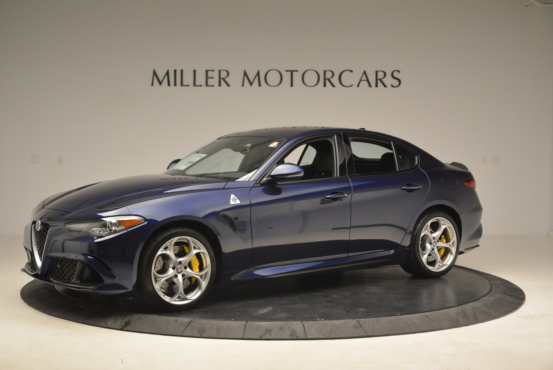 New 2018 Alfa Romeo Giulia Quadrifoglio For Sale In Greenwich, CT 2026_p2