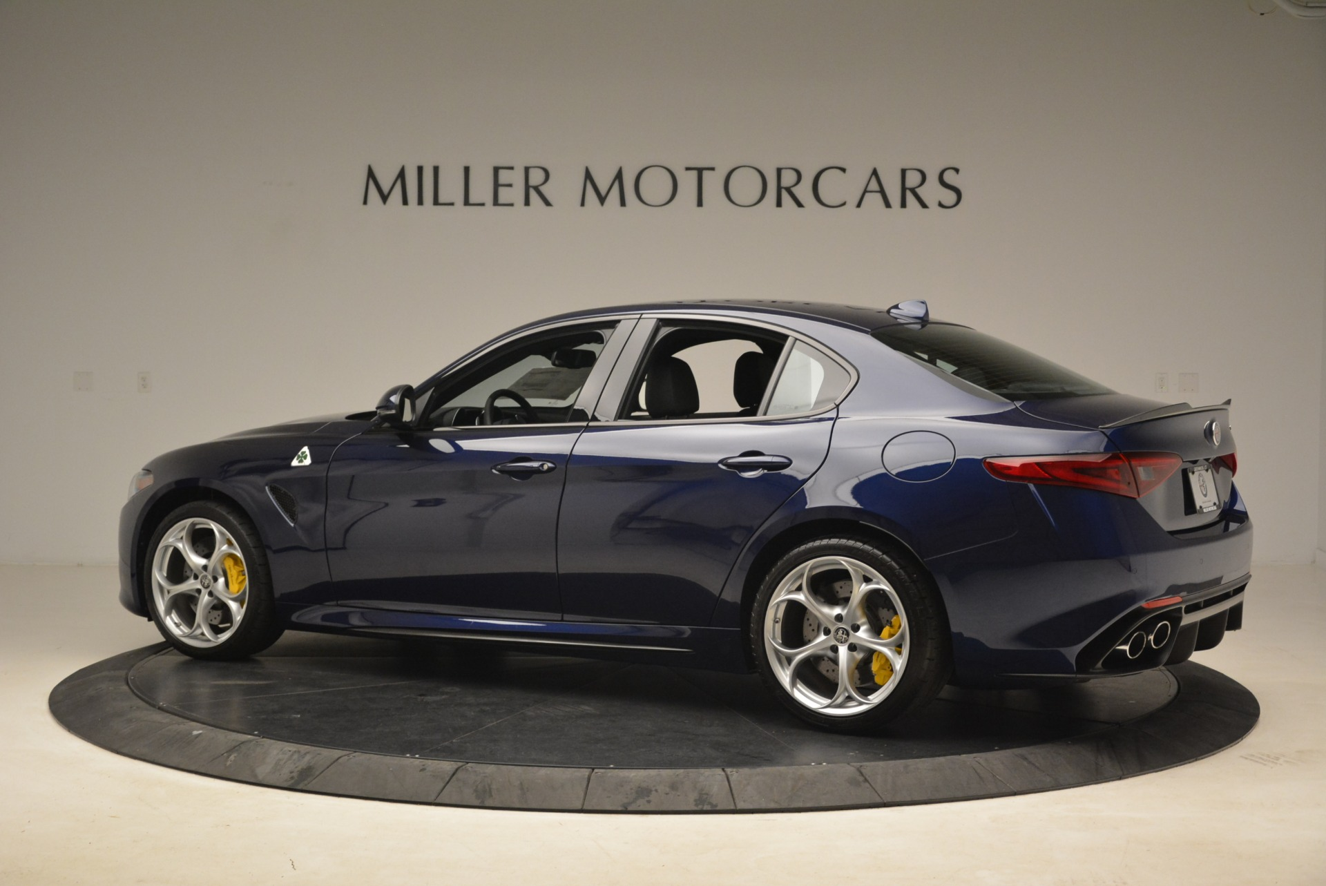 New 2018 Alfa Romeo Giulia Quadrifoglio For Sale In Greenwich, CT 2026_p4