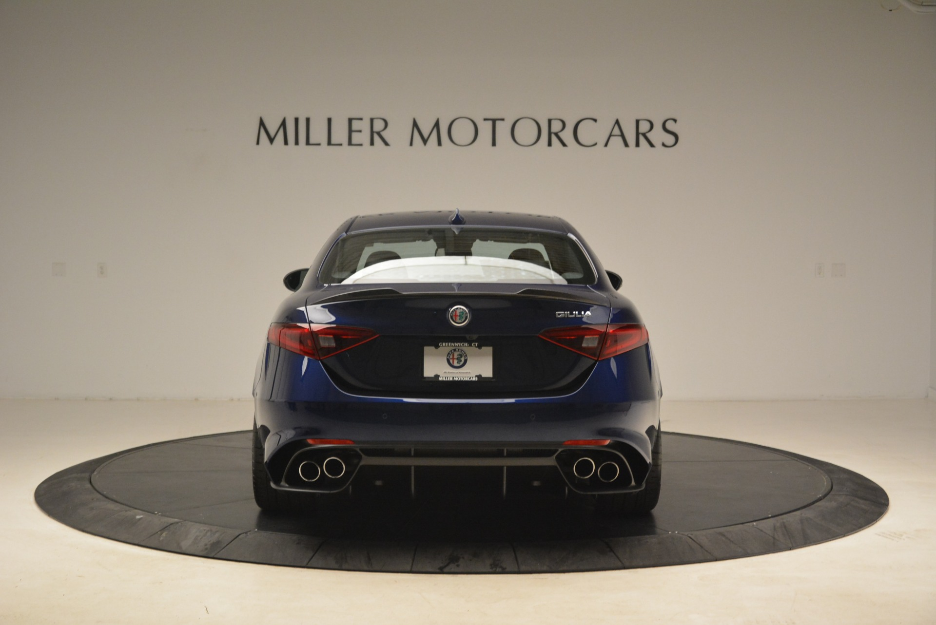 New 2018 Alfa Romeo Giulia Quadrifoglio For Sale In Greenwich, CT 2026_p6