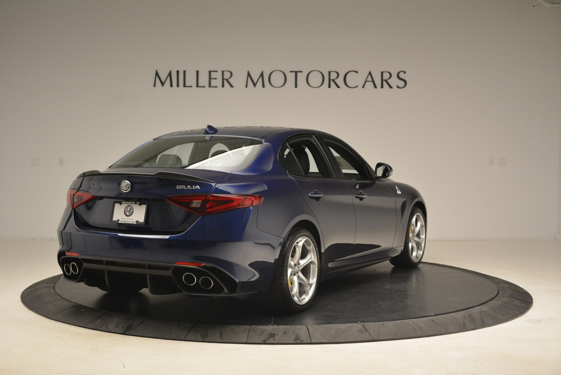 New 2018 Alfa Romeo Giulia Quadrifoglio For Sale In Greenwich, CT 2026_p7
