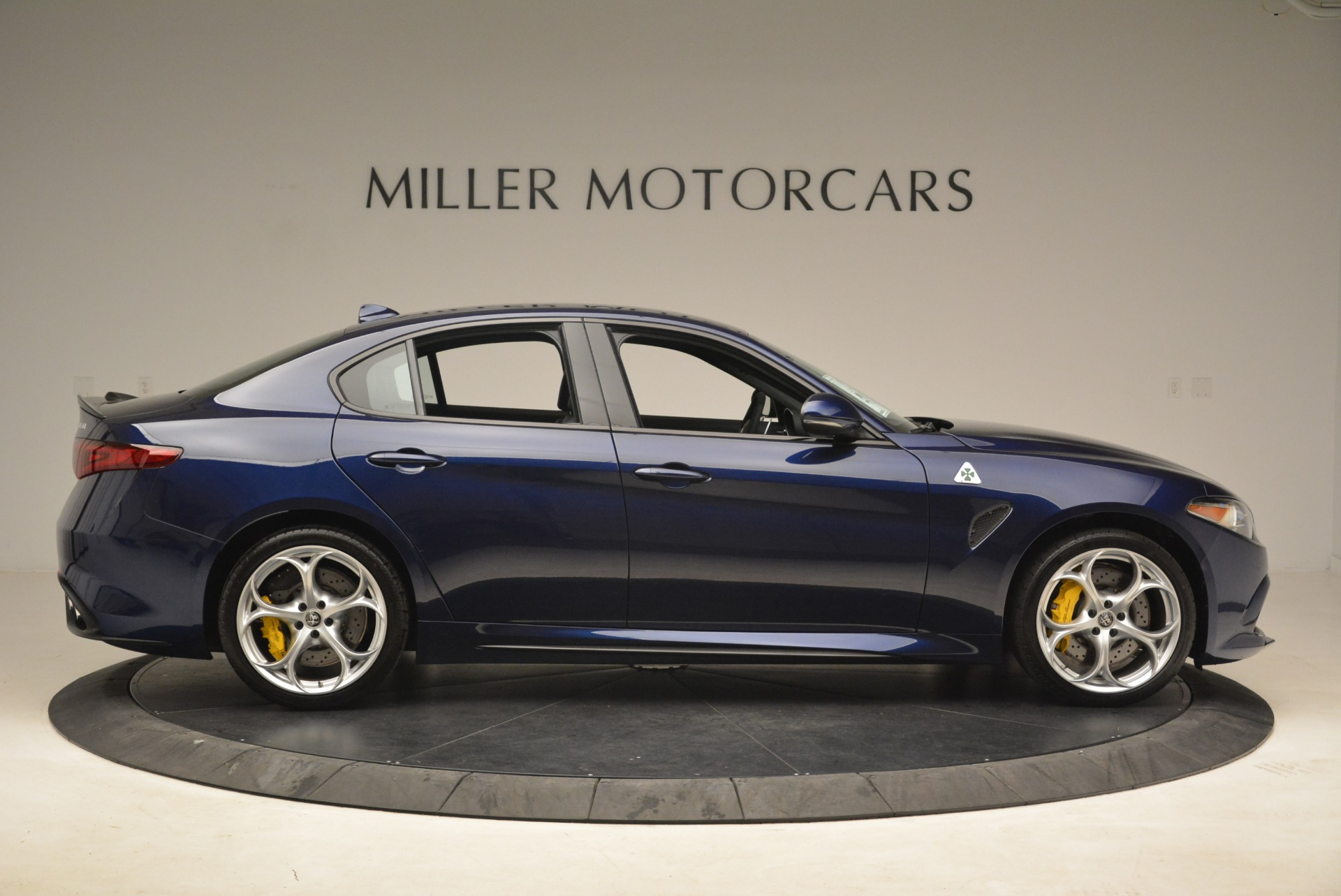 New 2018 Alfa Romeo Giulia Quadrifoglio For Sale In Greenwich, CT 2026_p9